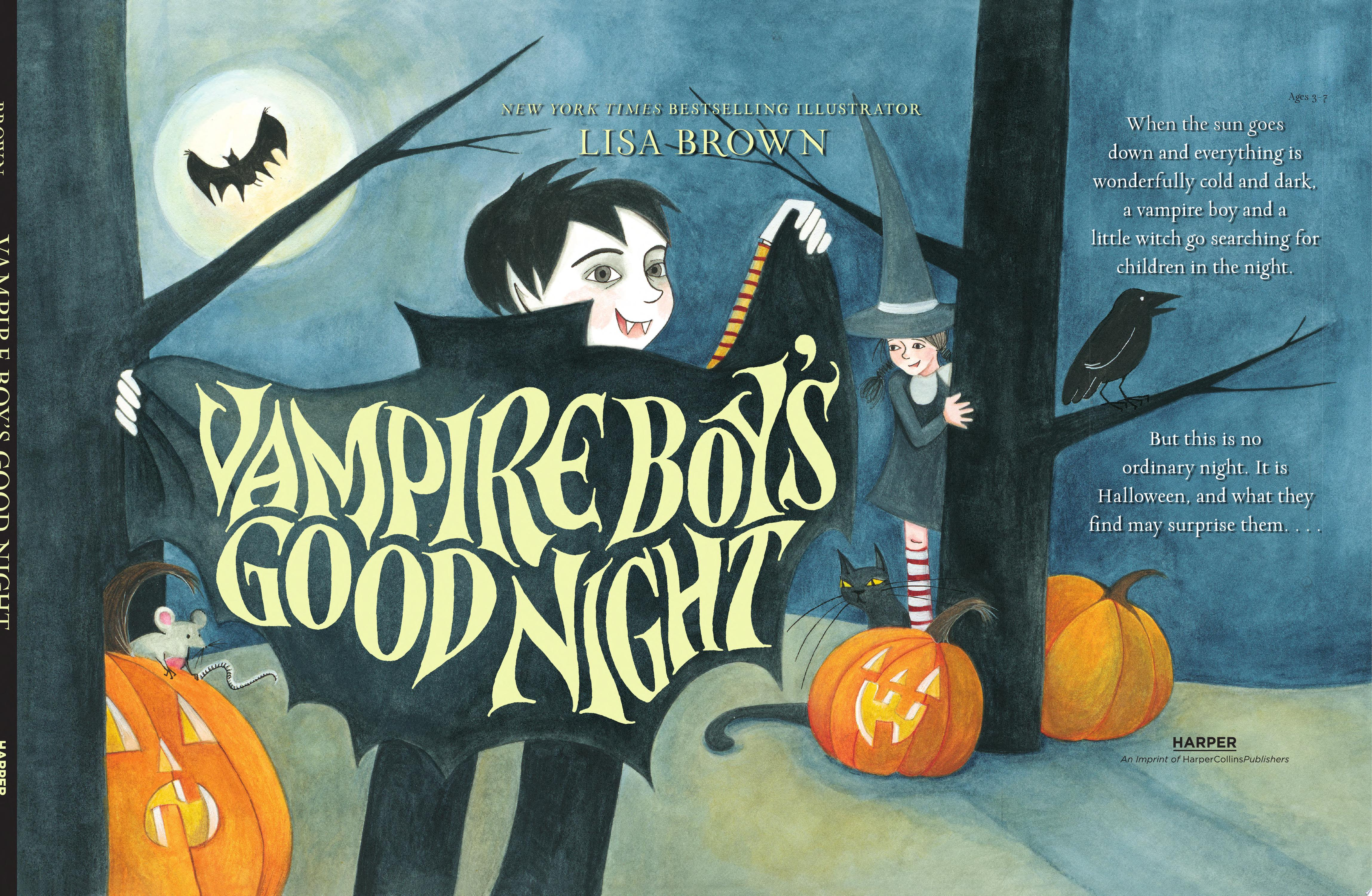 "Image for ""Vampire Boy's Good Night"""