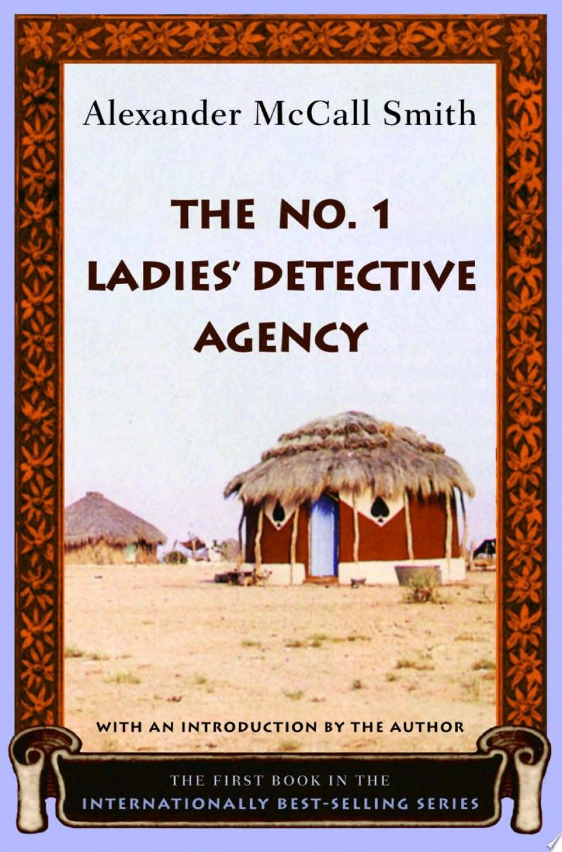 "Image for ""Number One Ladies' Detective Agency"""