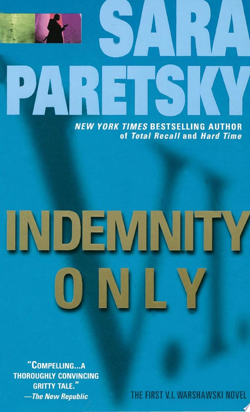 "Image for ""Indemnity Only"""