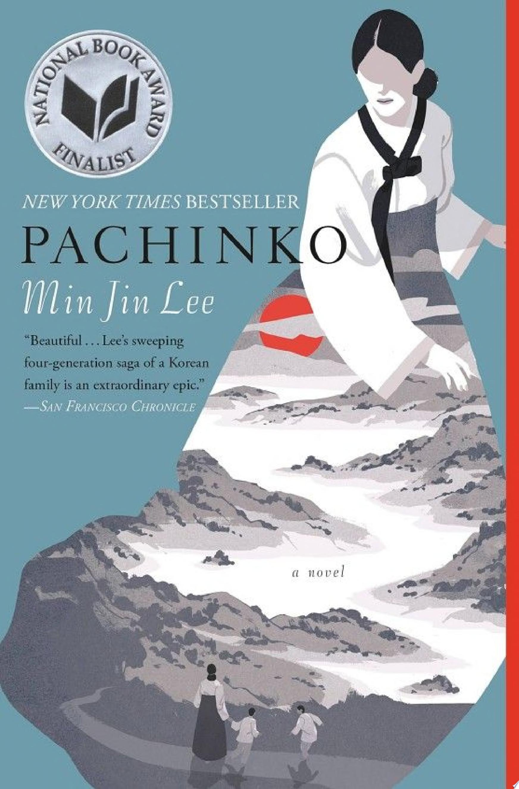 "Cover Image for ""Pachinko"""