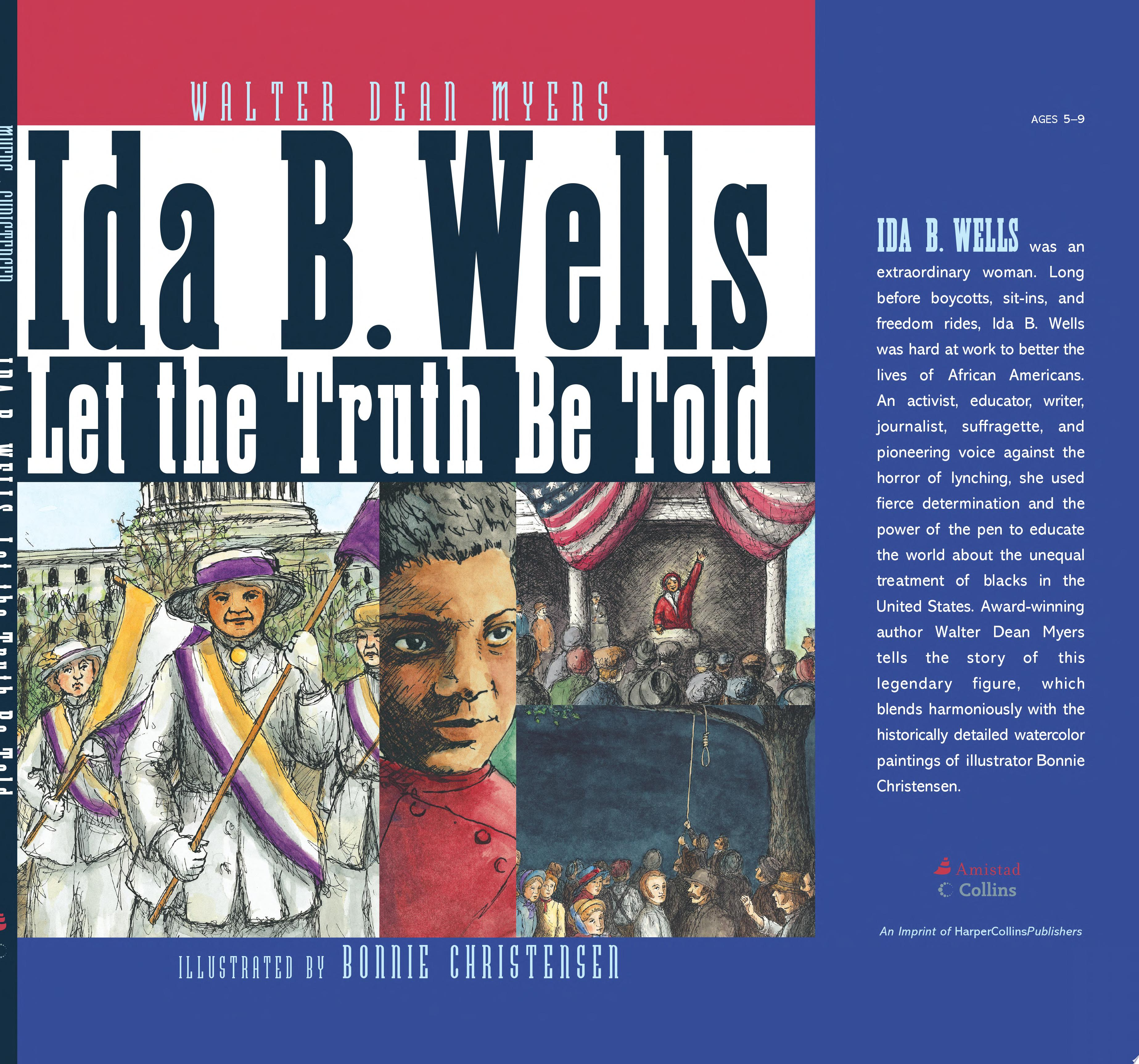 "Cover Image for ""Ida B. Wells"""
