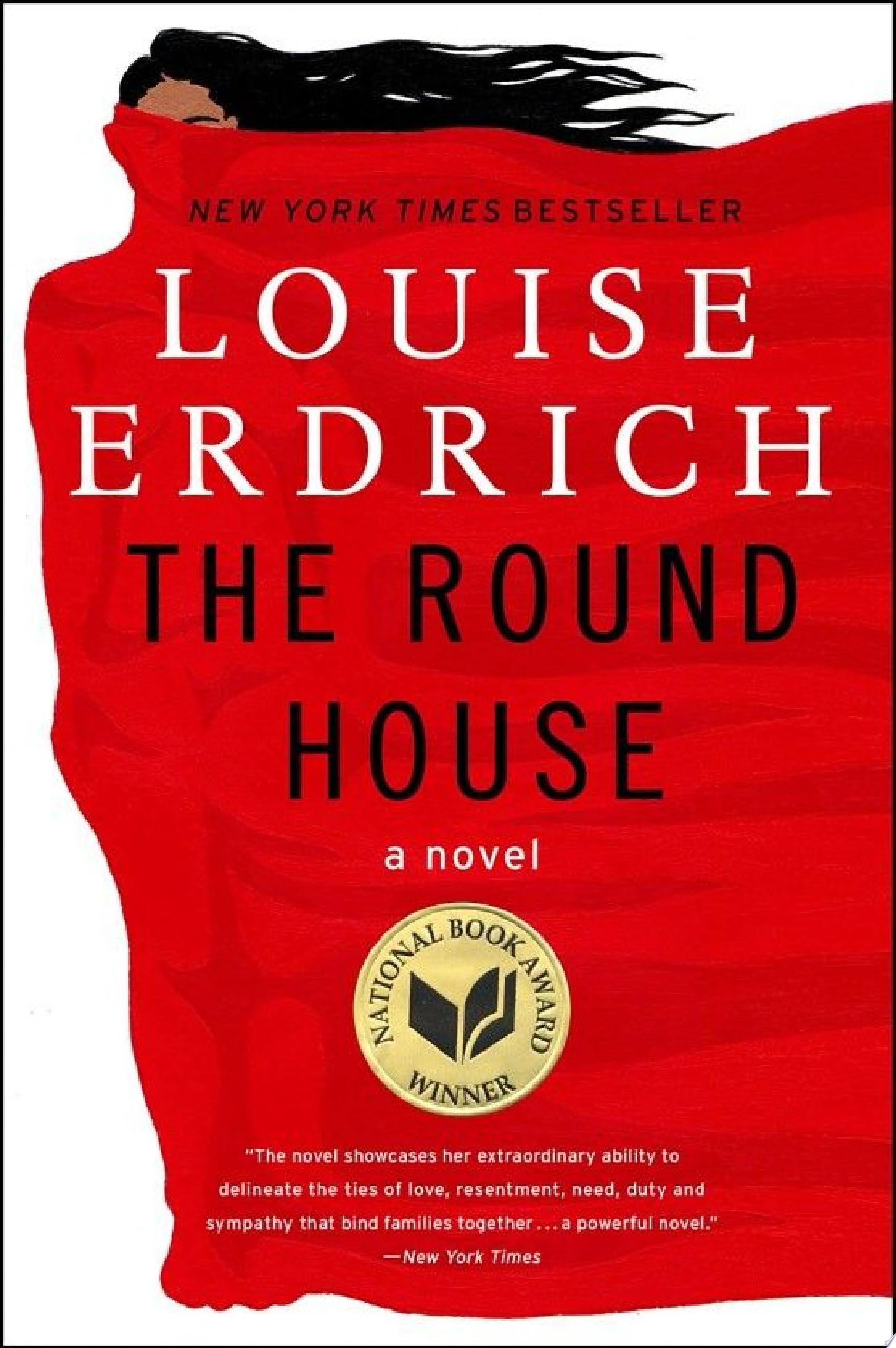 "Cover Image for ""The Round House"""