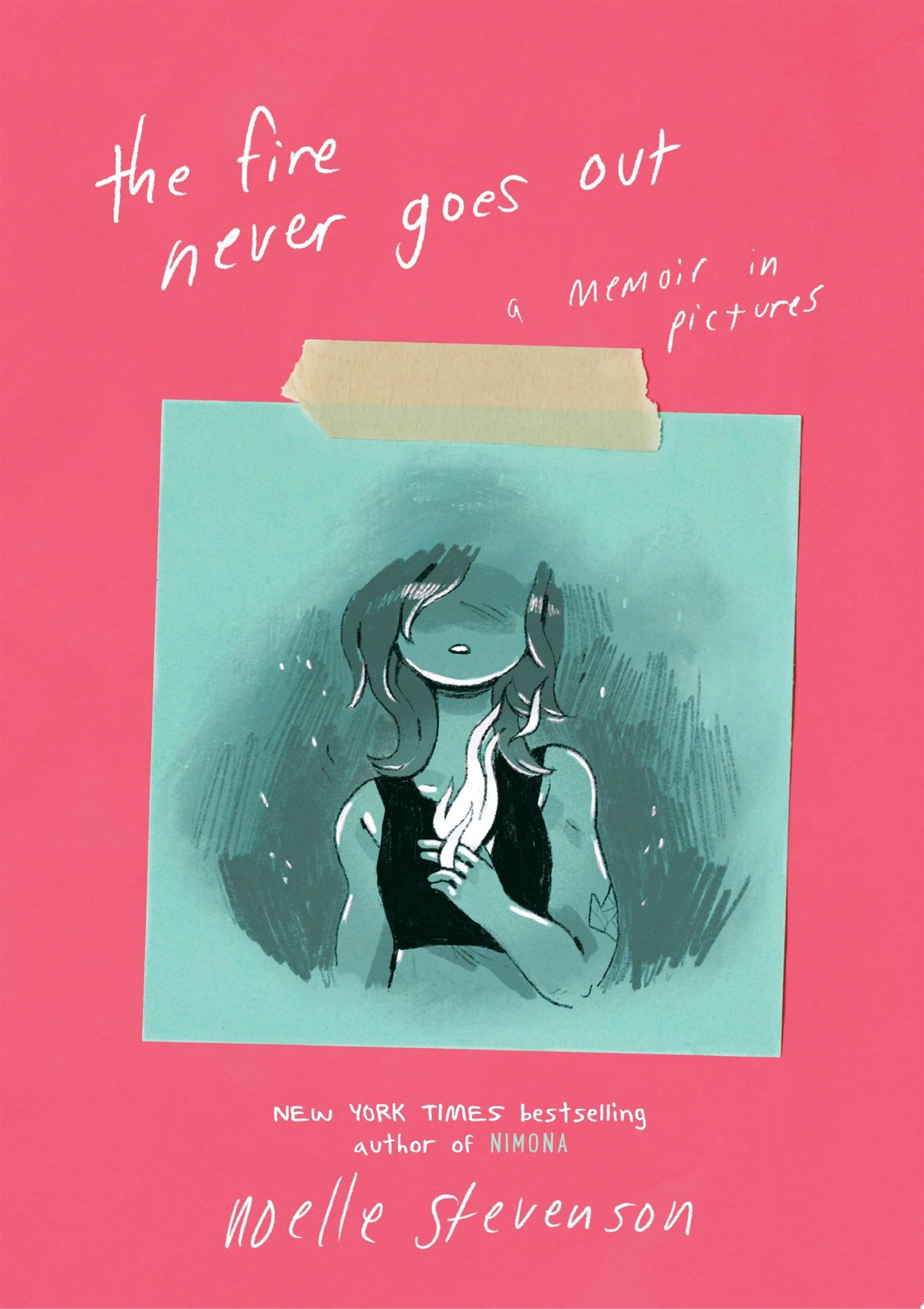"Image for ""The Fire Never Goes Out"""