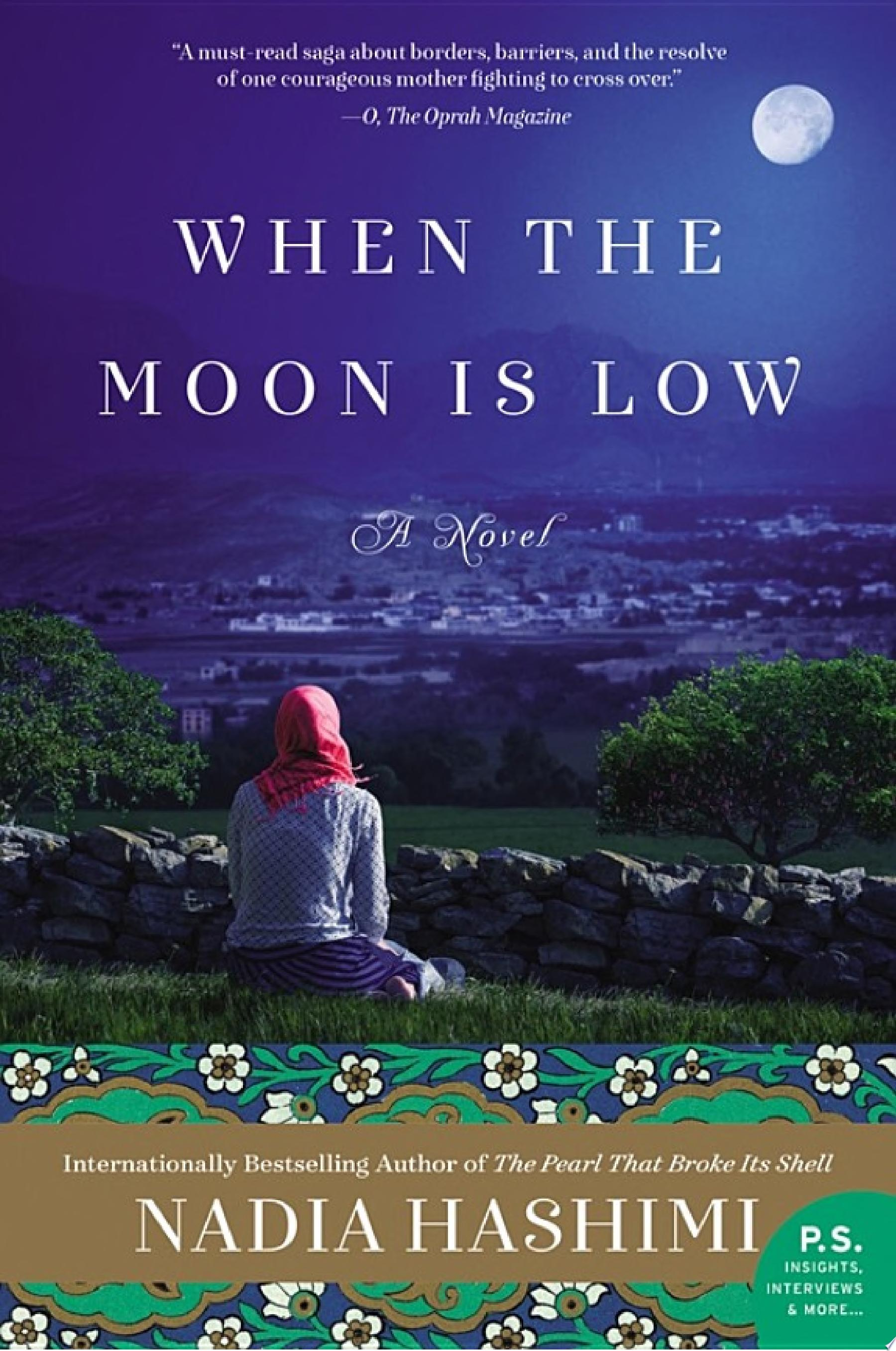 "Image for ""When the Moon Is Low"""
