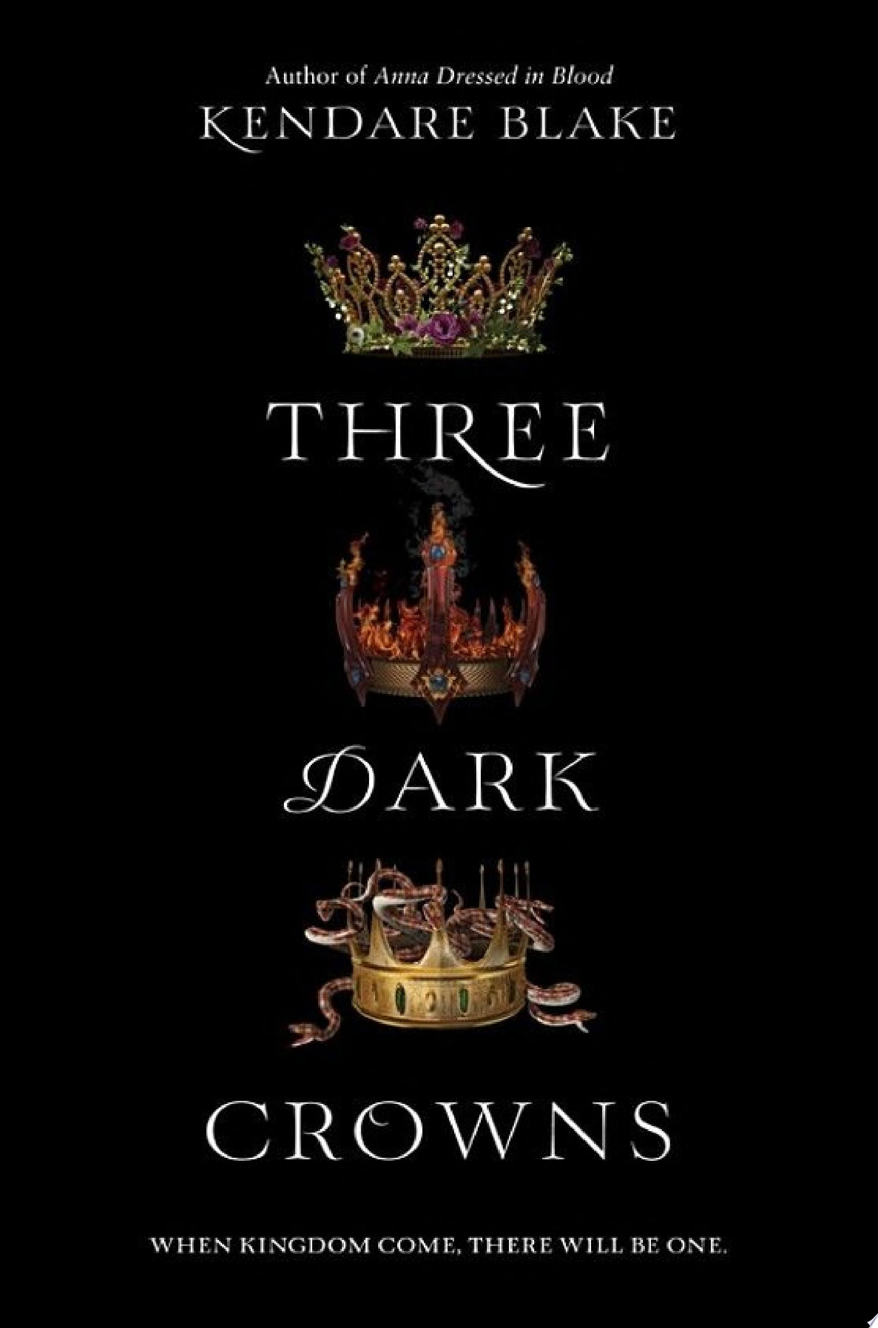 "Image for ""Three Dark Crowns"""