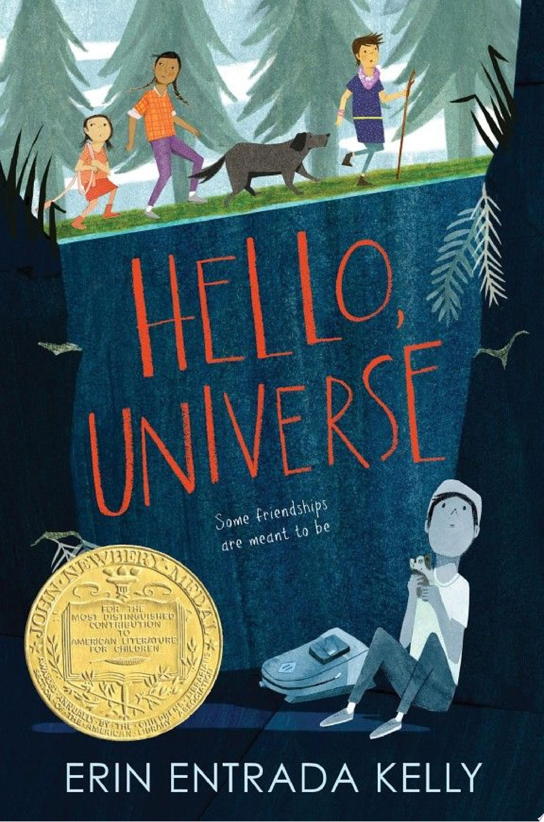 "Image for ""Hello, Universe"""