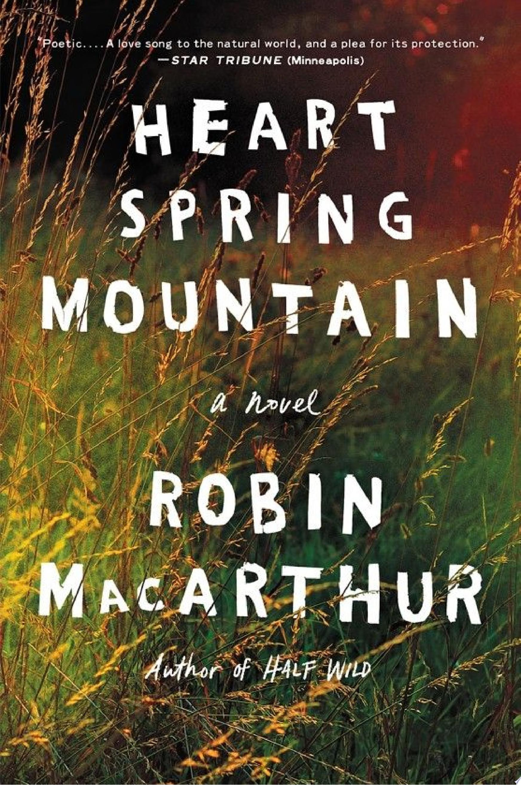 "Image for ""Heart Spring Mountain"""