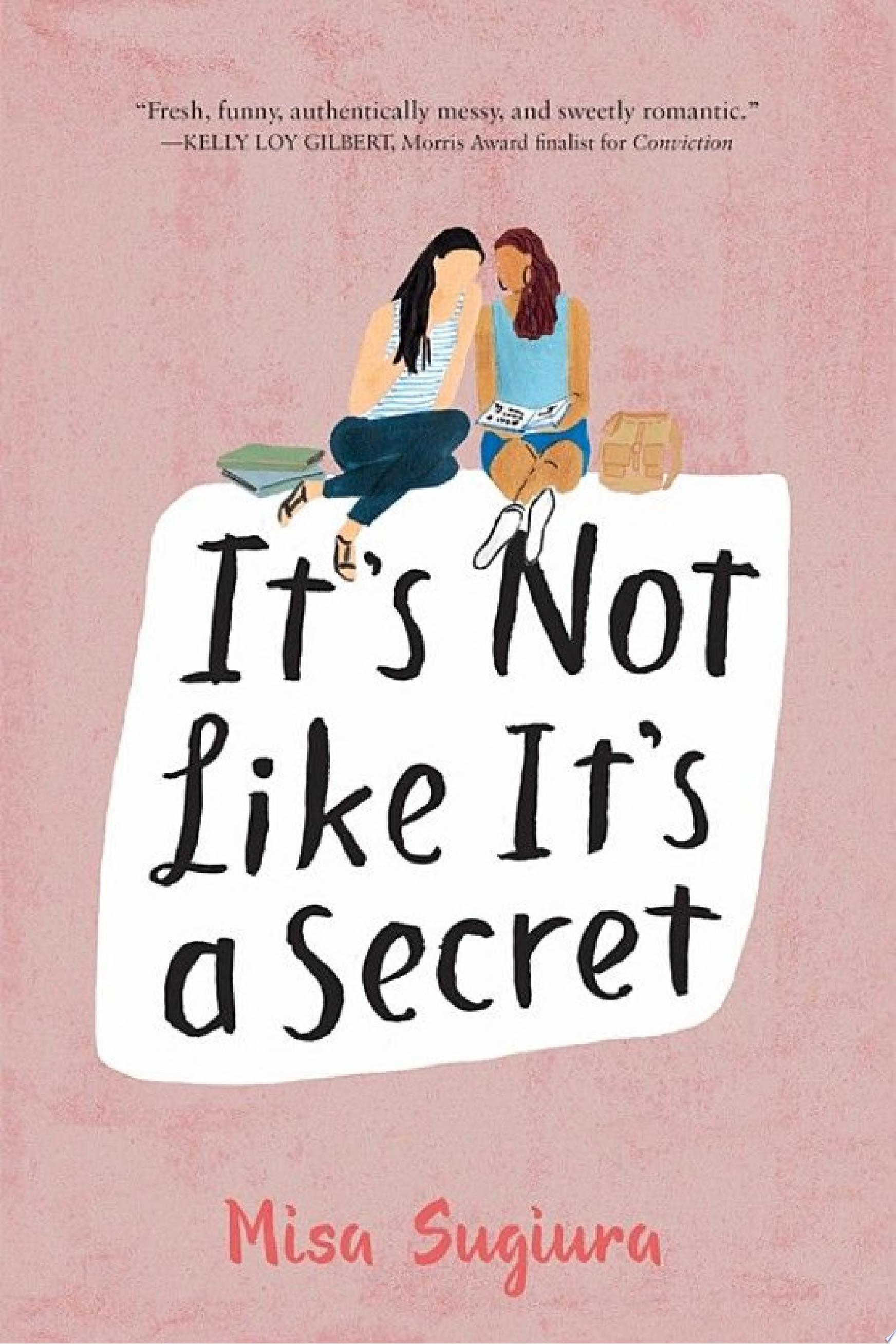 "Cover Image for ""It's Not Like It's a Secret"""