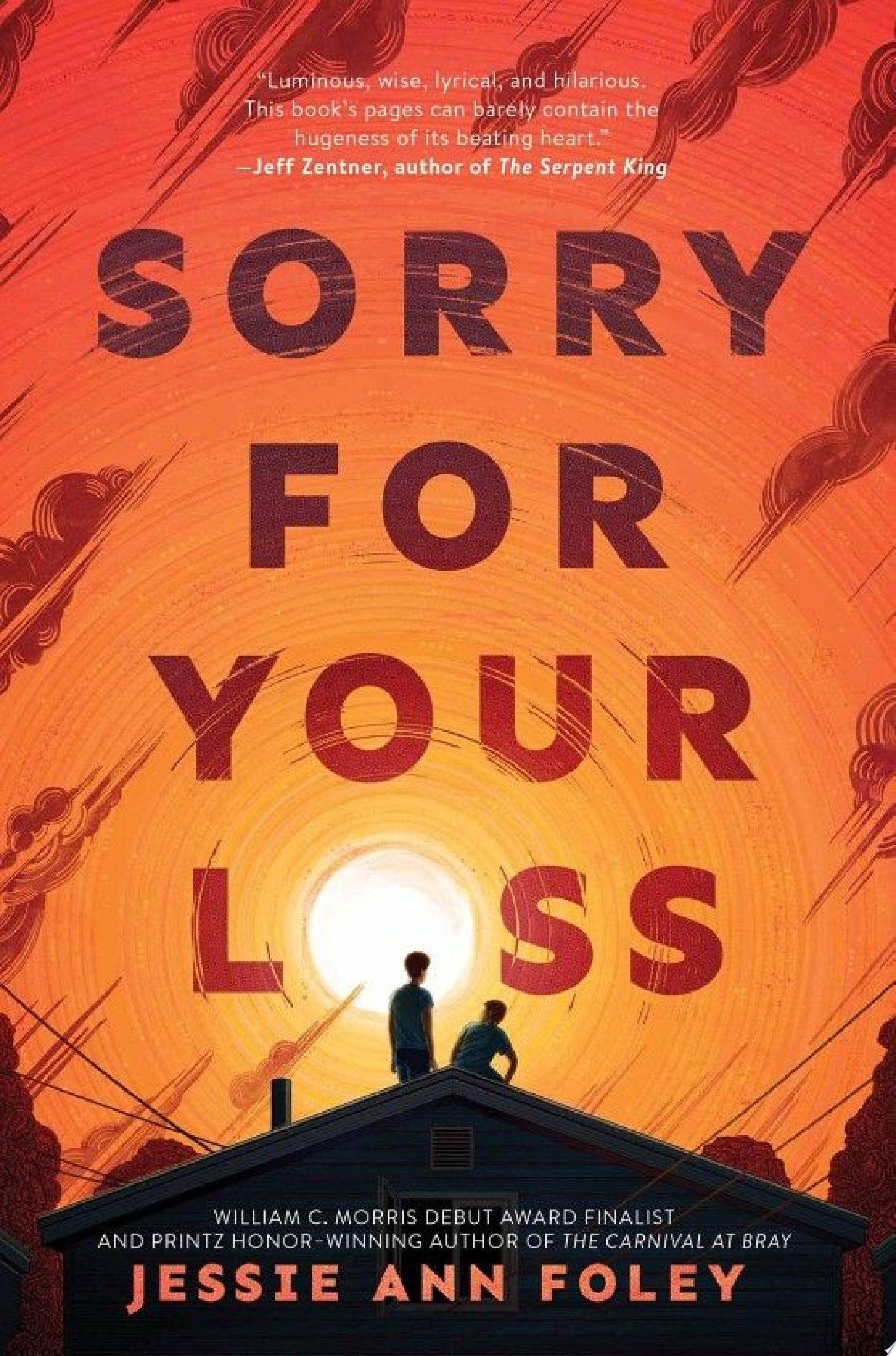"Image for ""Sorry for Your Loss"""