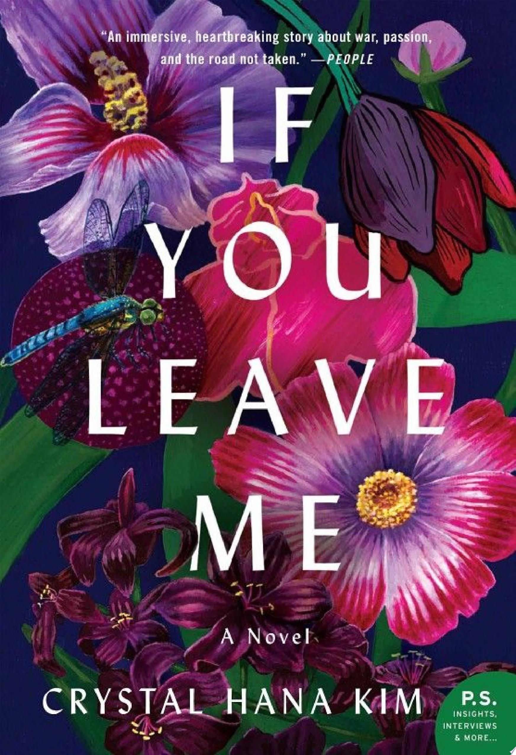 "CoverImage for ""If You Leave Me"""
