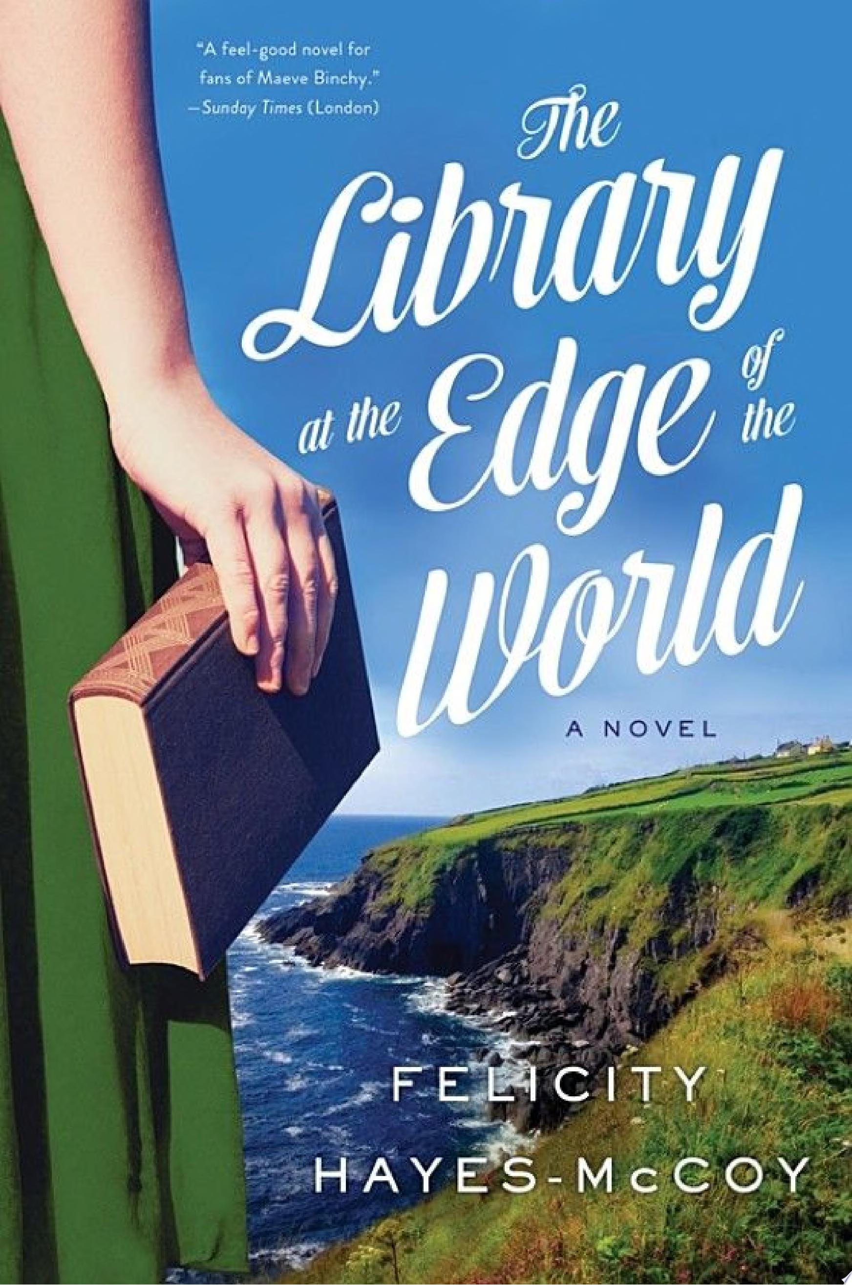 "Image for ""The Library at the Edge of the World"""