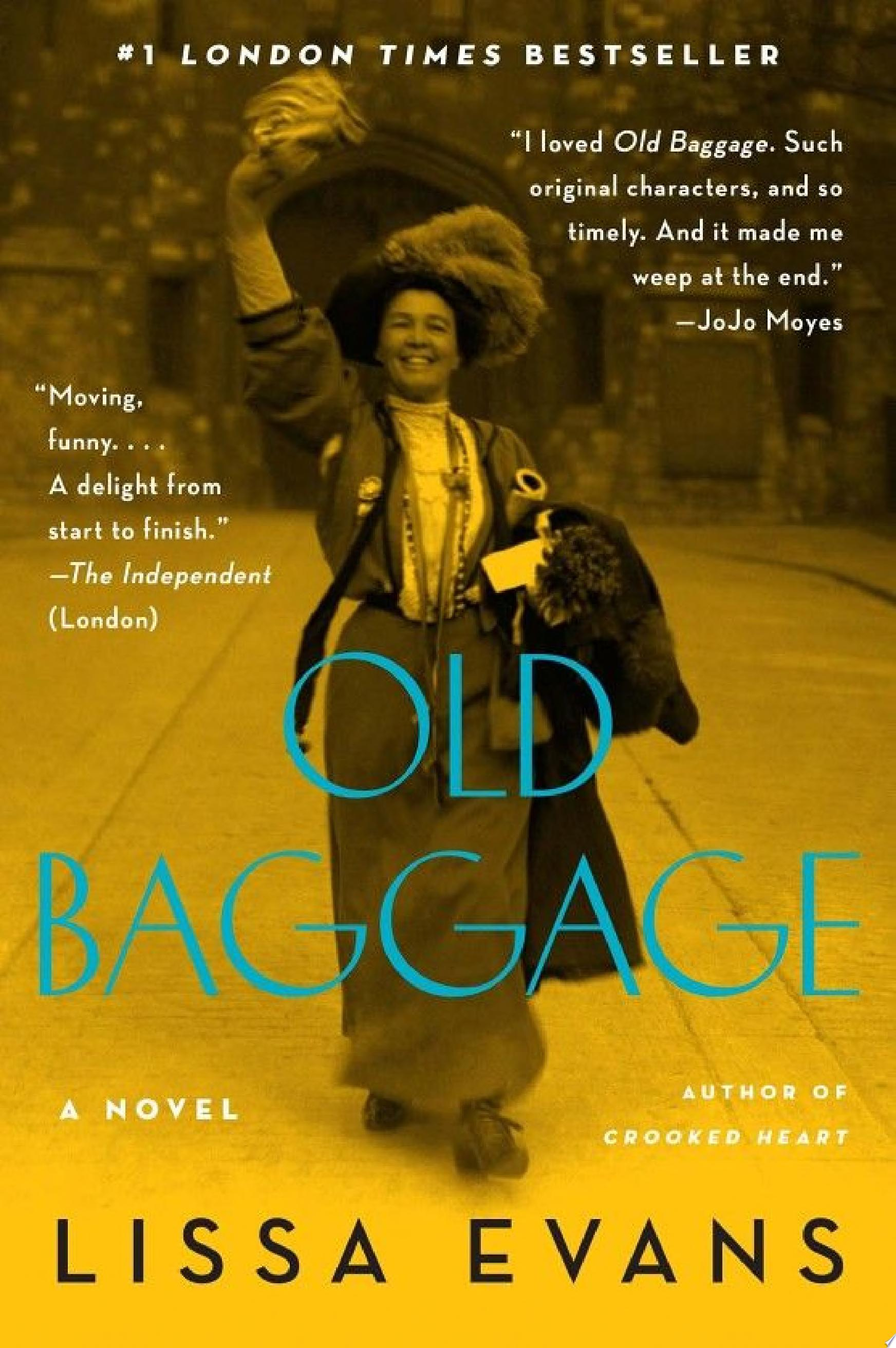 "Cover Image for ""Old Baggage"""