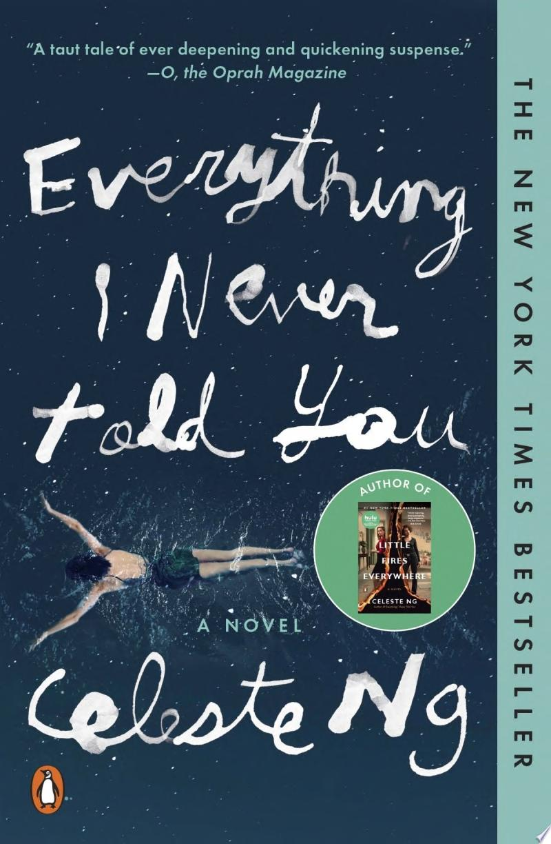 "Cover Image for ""Everything I Never Told You"""