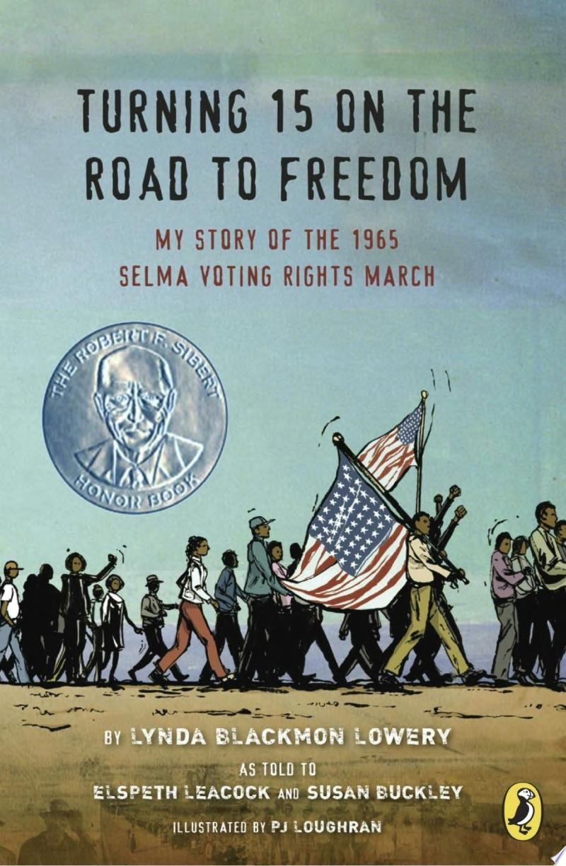 "Cover Image for ""Turning 15 on the Road to Freedom"""
