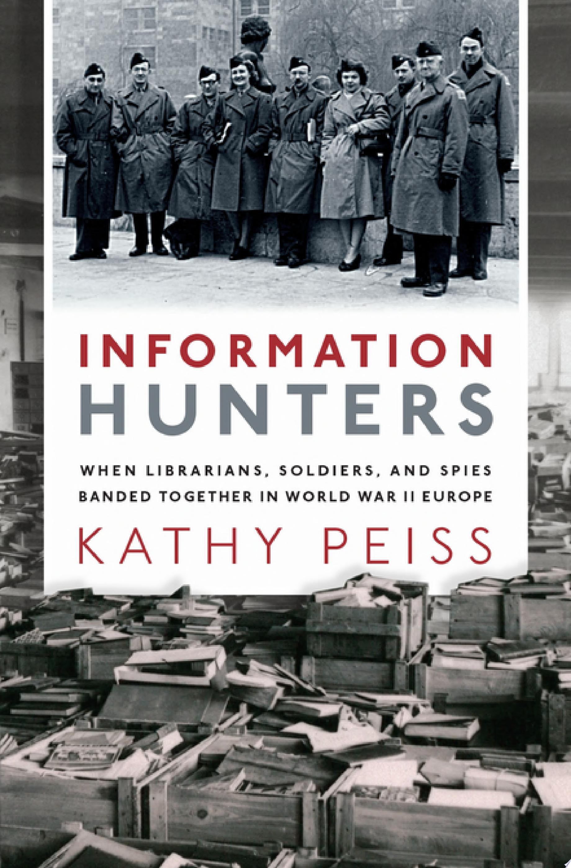 "Image for ""Information Hunters"""