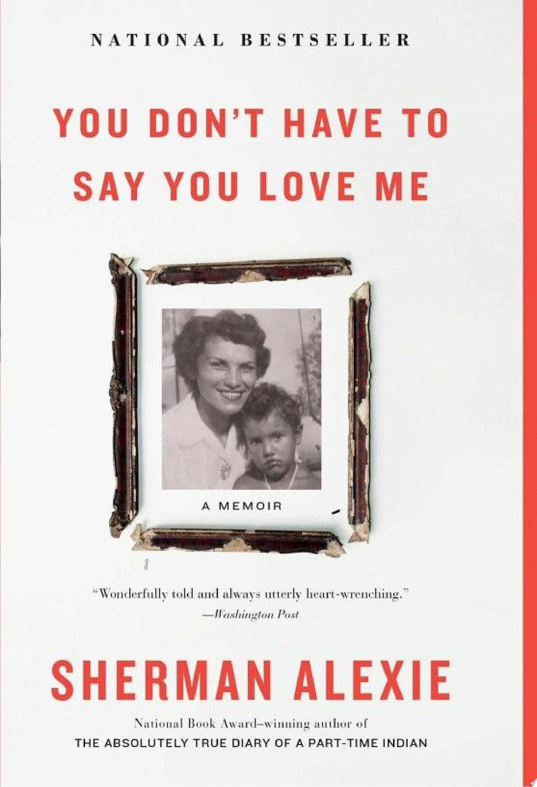 "Cover Image for ""You Don't Have to Say You Love Me"""