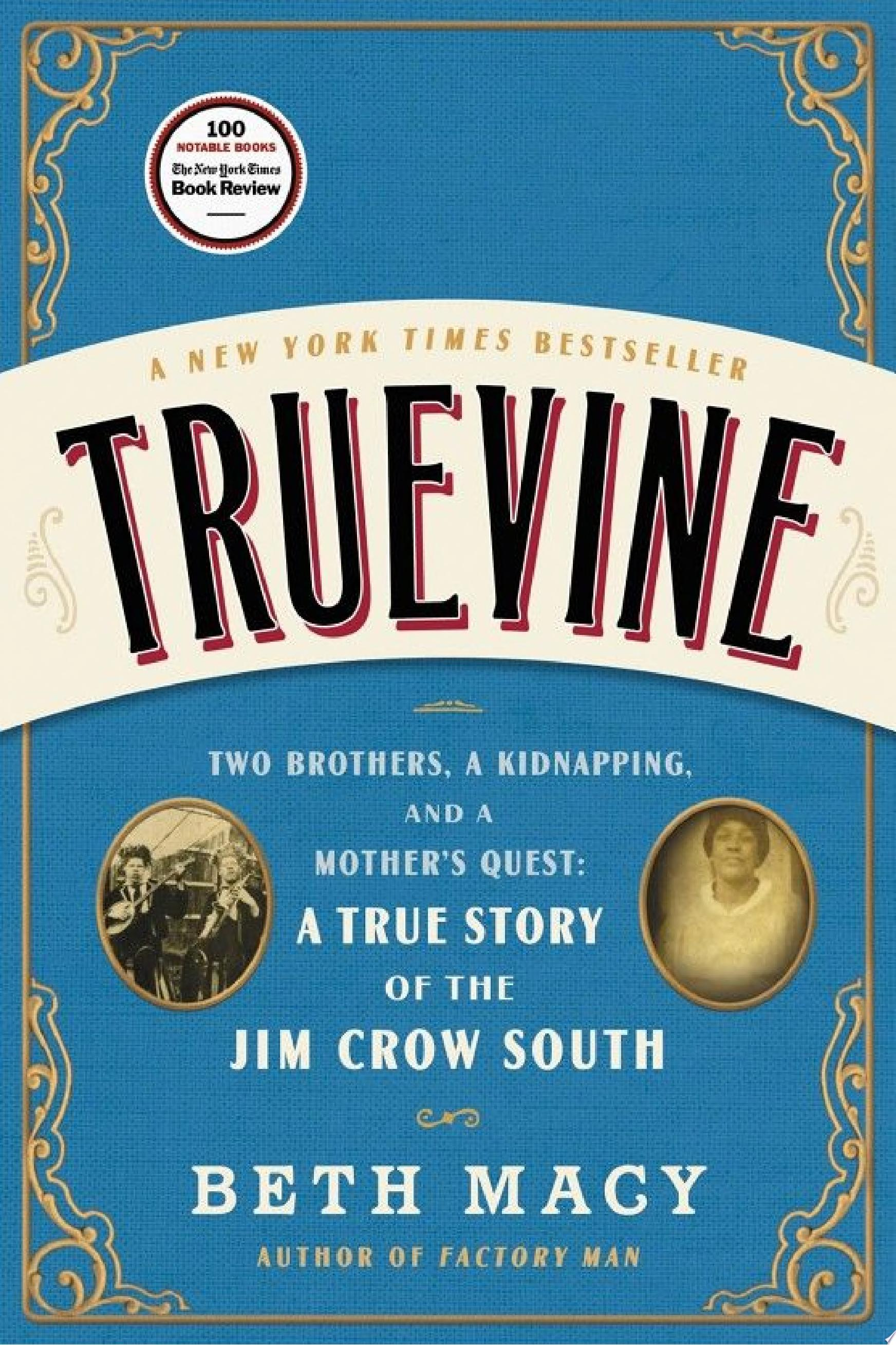 "Image for ""Truevine"""