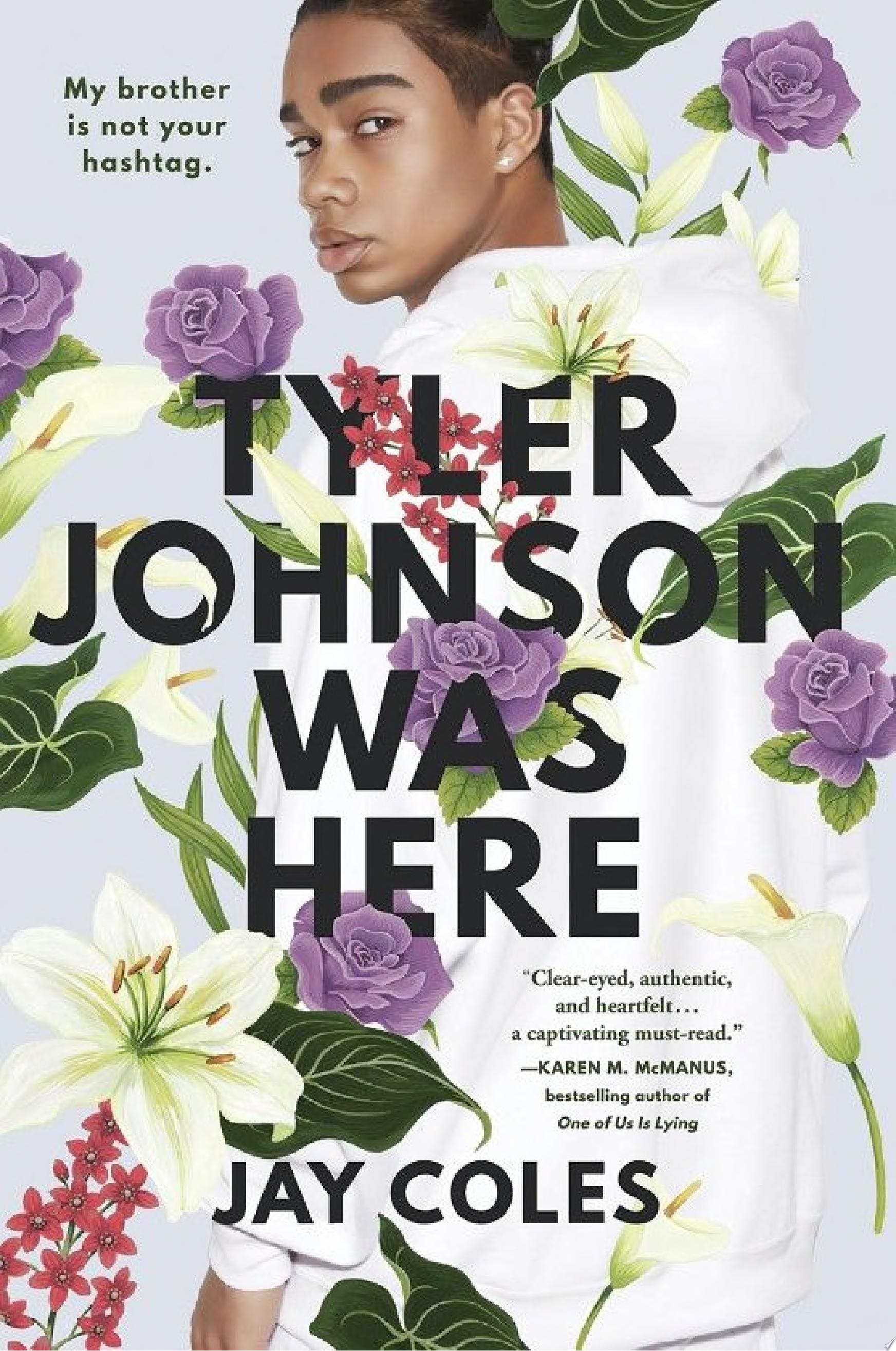 "Image for ""Tyler Johnson Was Here"""