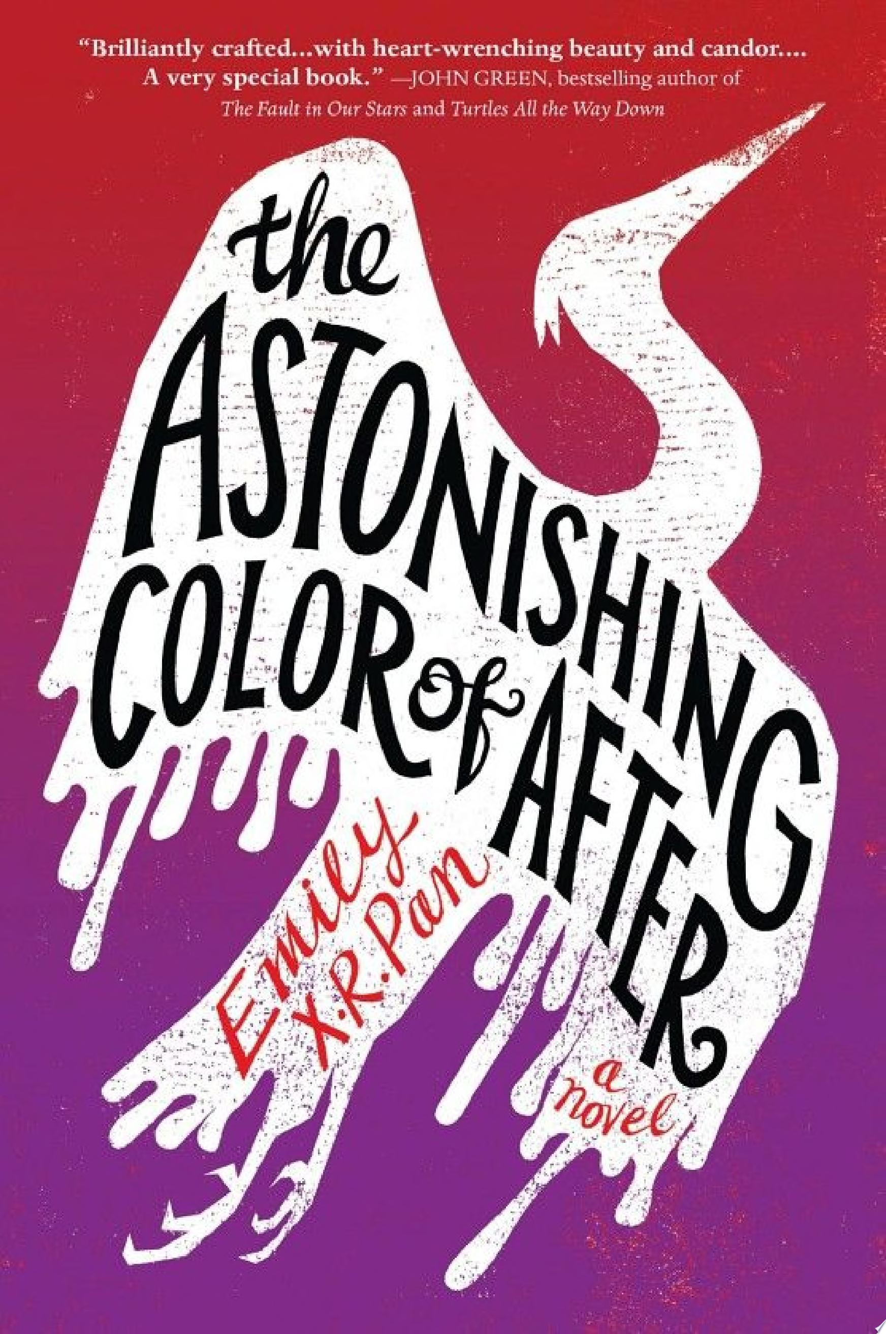 "Cover Image for ""The Astonishing Color of After"""