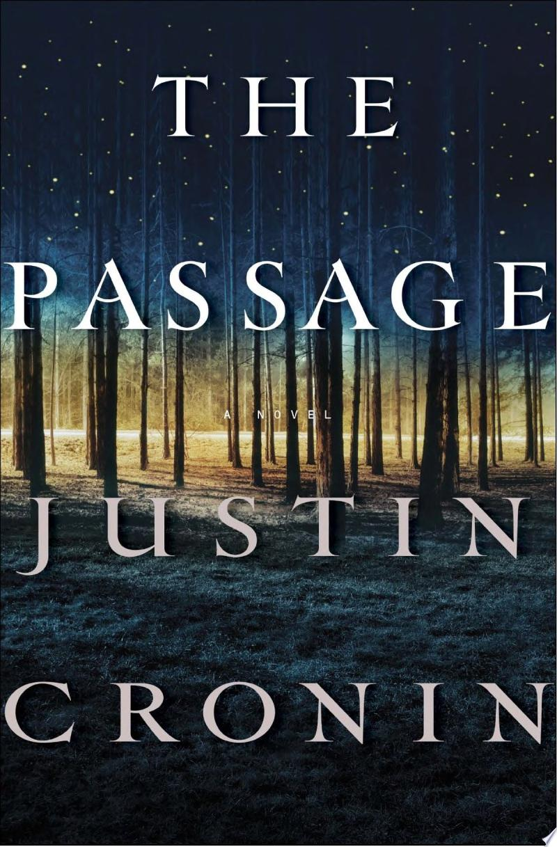 "Cover Image for ""The Passage"""