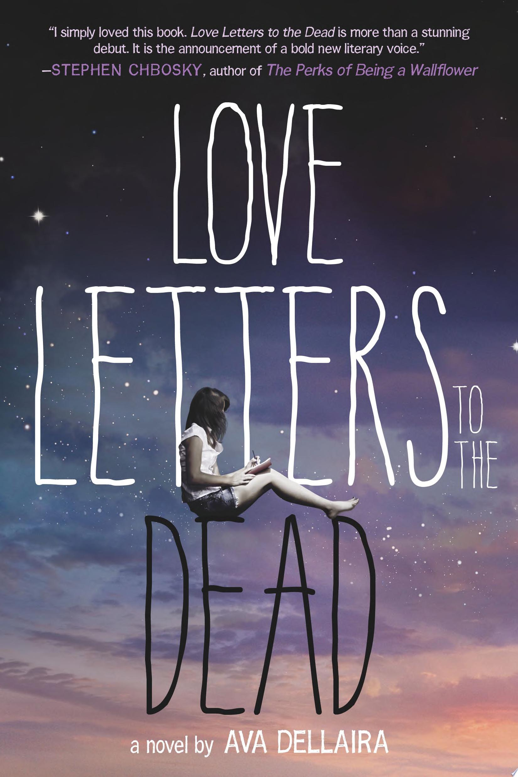 "Image for ""Love Letters to the Dead"""