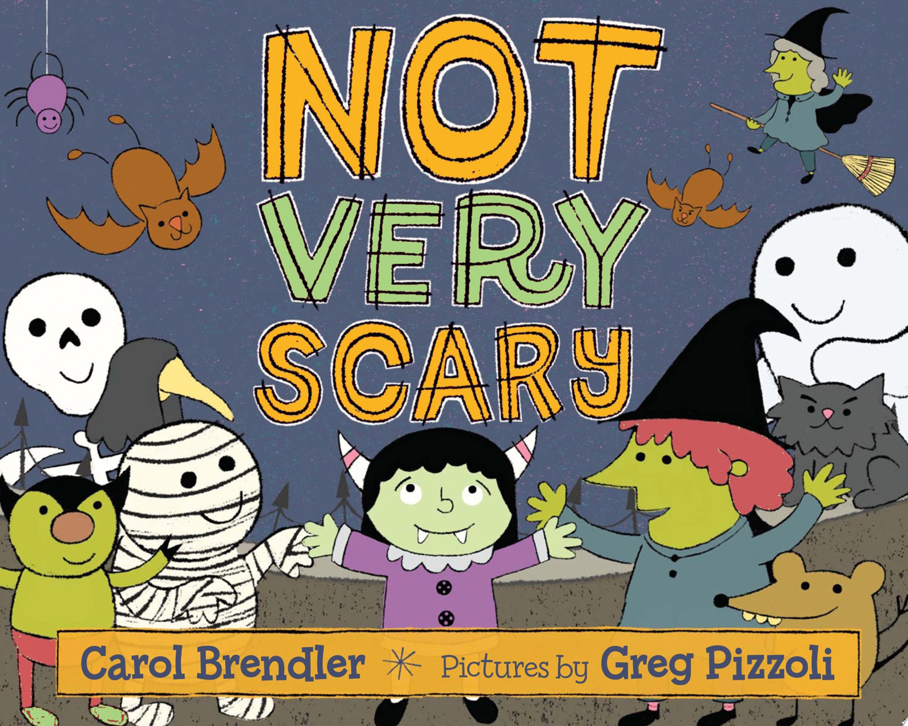 "Image for ""Not Very Scary"""