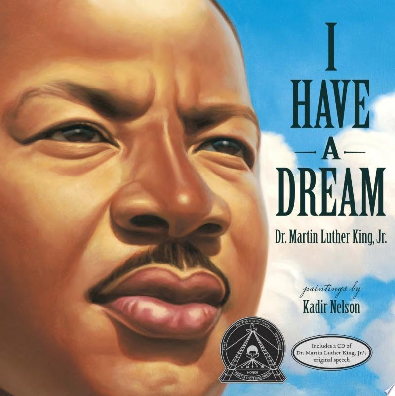 "Image for the book ""I Have a Dream"" by Martin Luther King Jr., illustrated by Kadir Nelson"