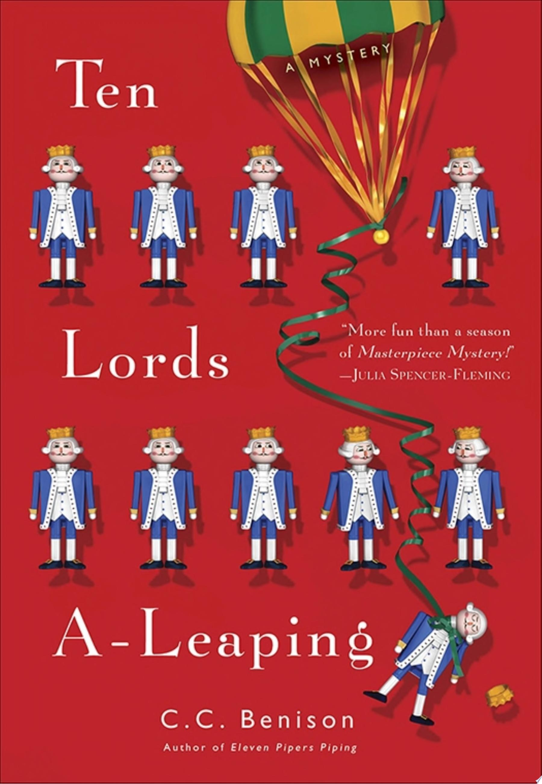 "Image for ""Ten Lords A-Leaping"""
