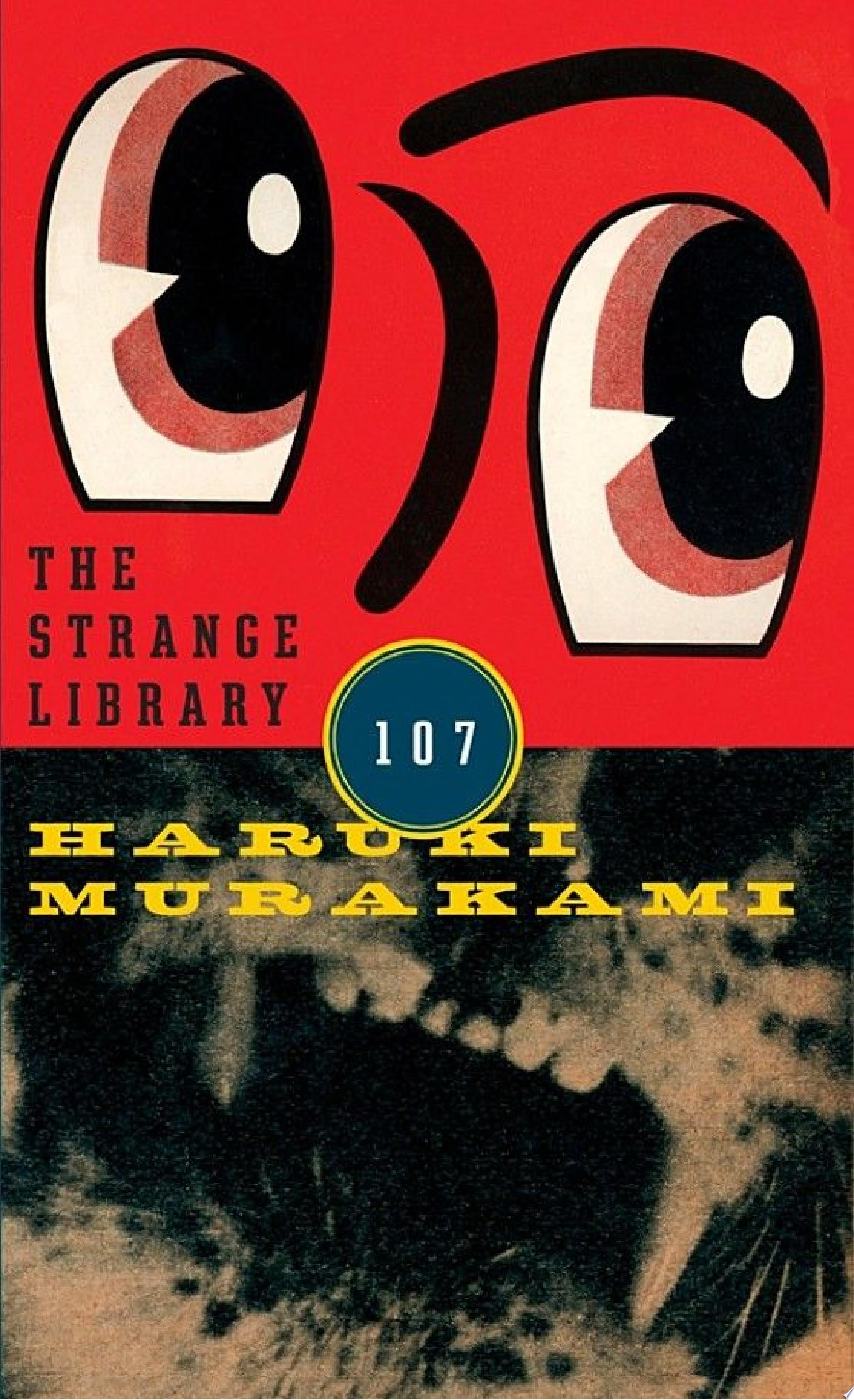 "Image for ""The Strange Library"""