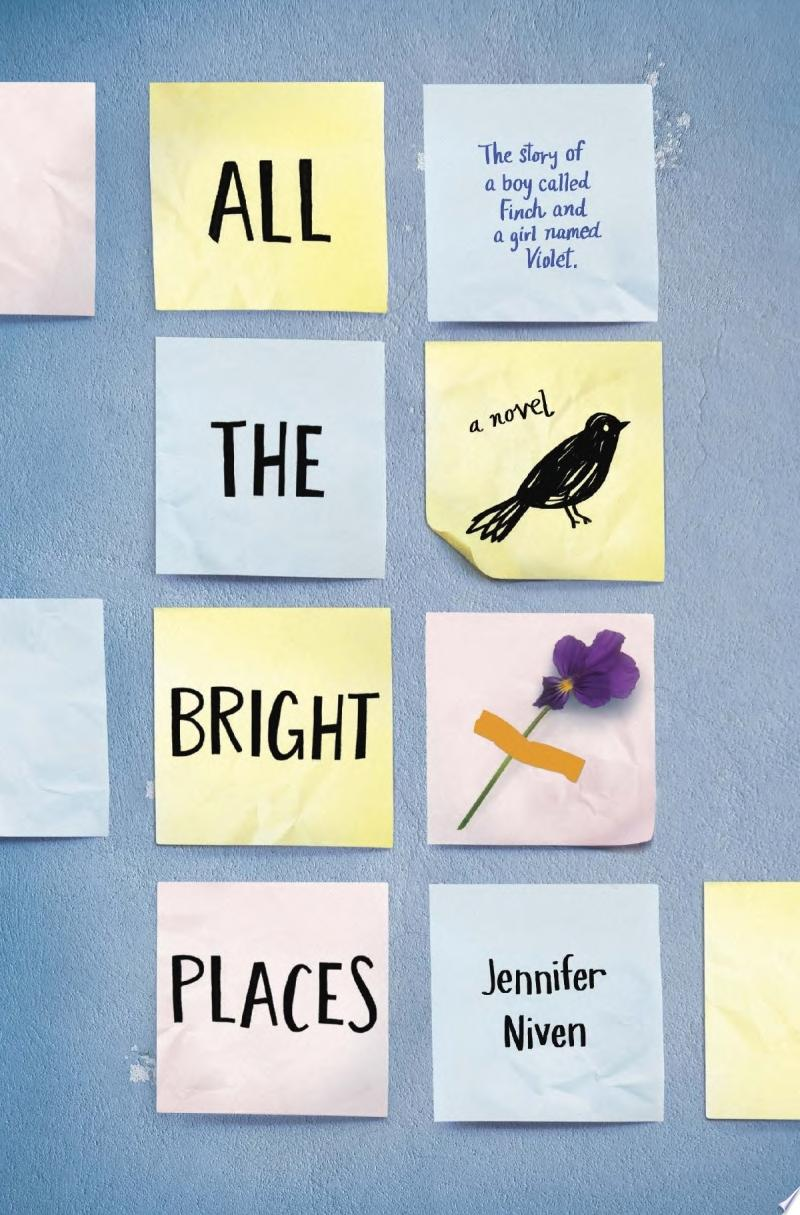 "Image for ""All the Bright Places"""