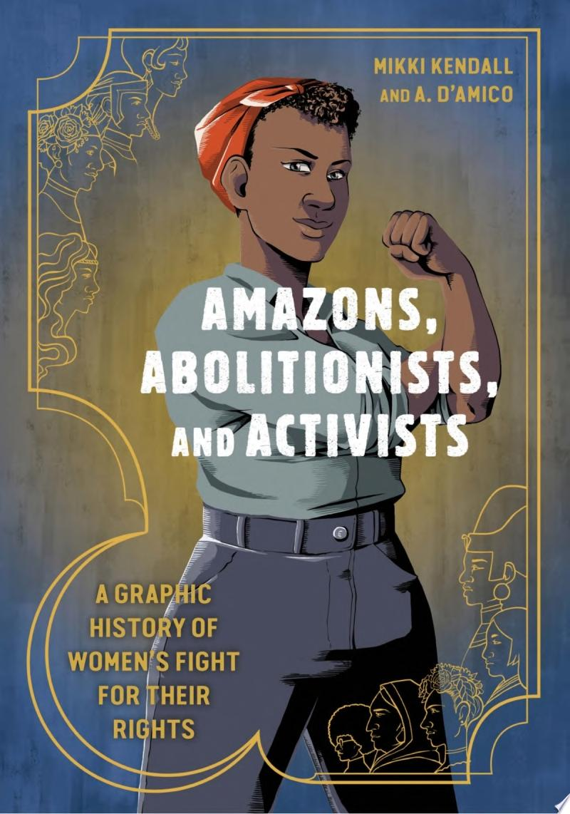 "Image for ""Amazons, Abolitionists, and Activists"""
