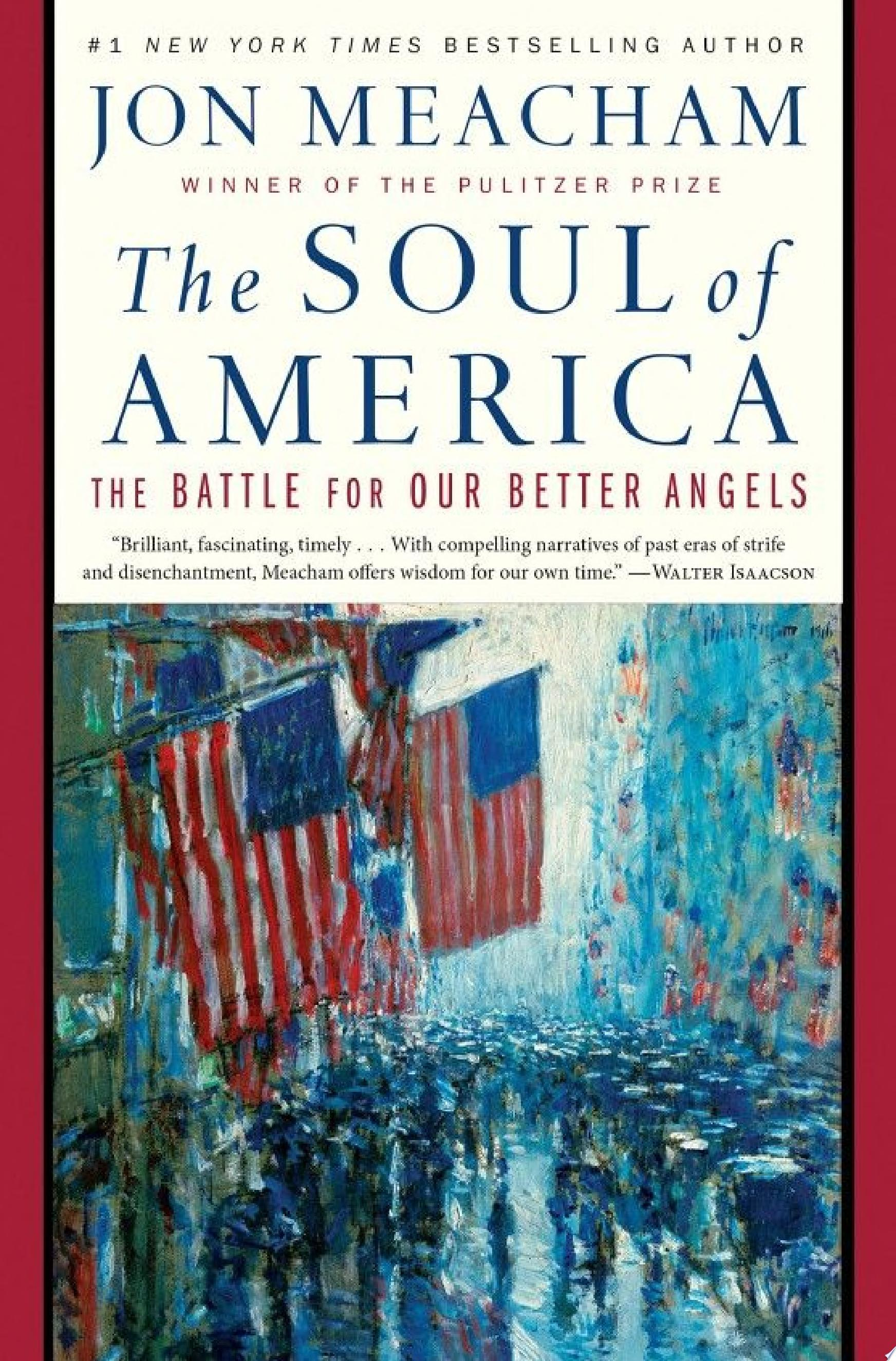"Cover Image for ""The Soul of America"""