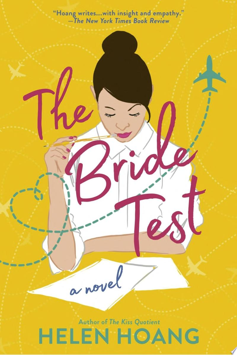 "Cover Image for ""The Bride Test"""