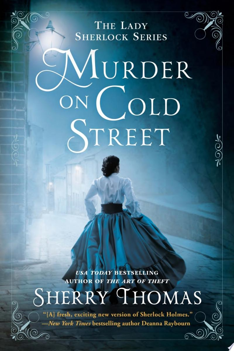 "Cover Image for ""Murder on Cold Street"""
