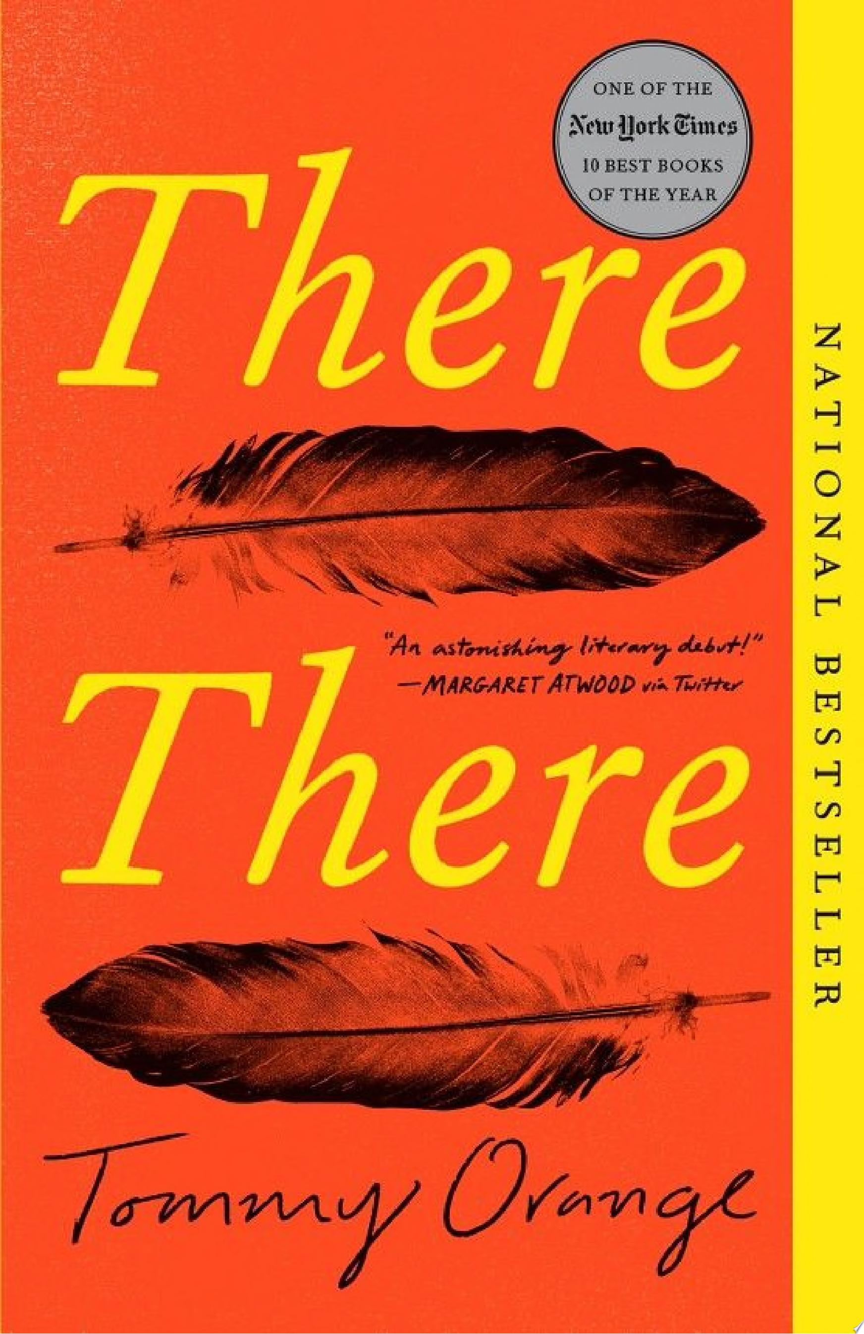 "Cover Image for ""There There"""