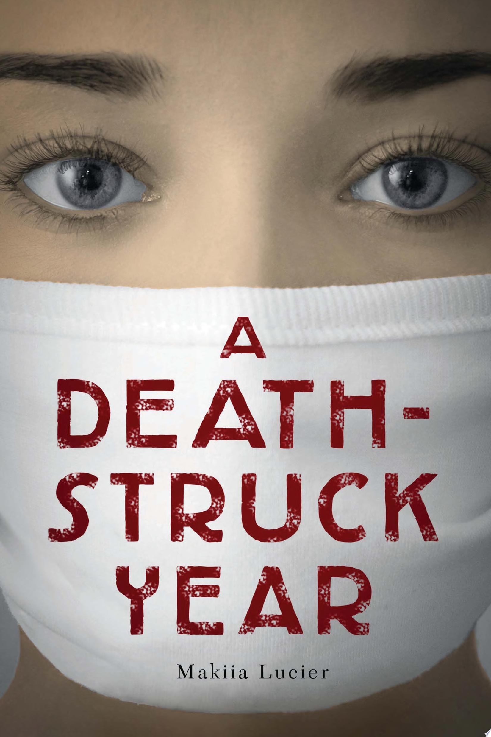 "Cover Image for ""A Death-struck Year"""