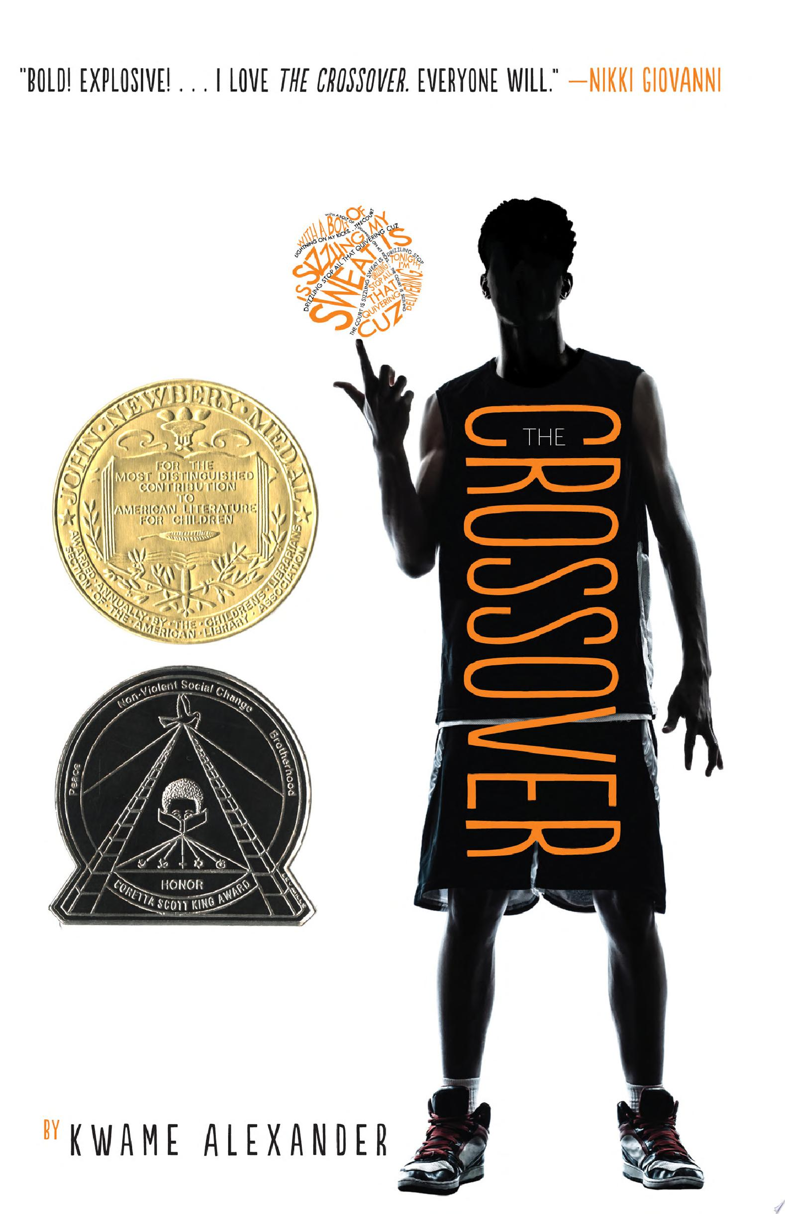 "Image for the book ""The Crossover"" by Kwame Alexander"