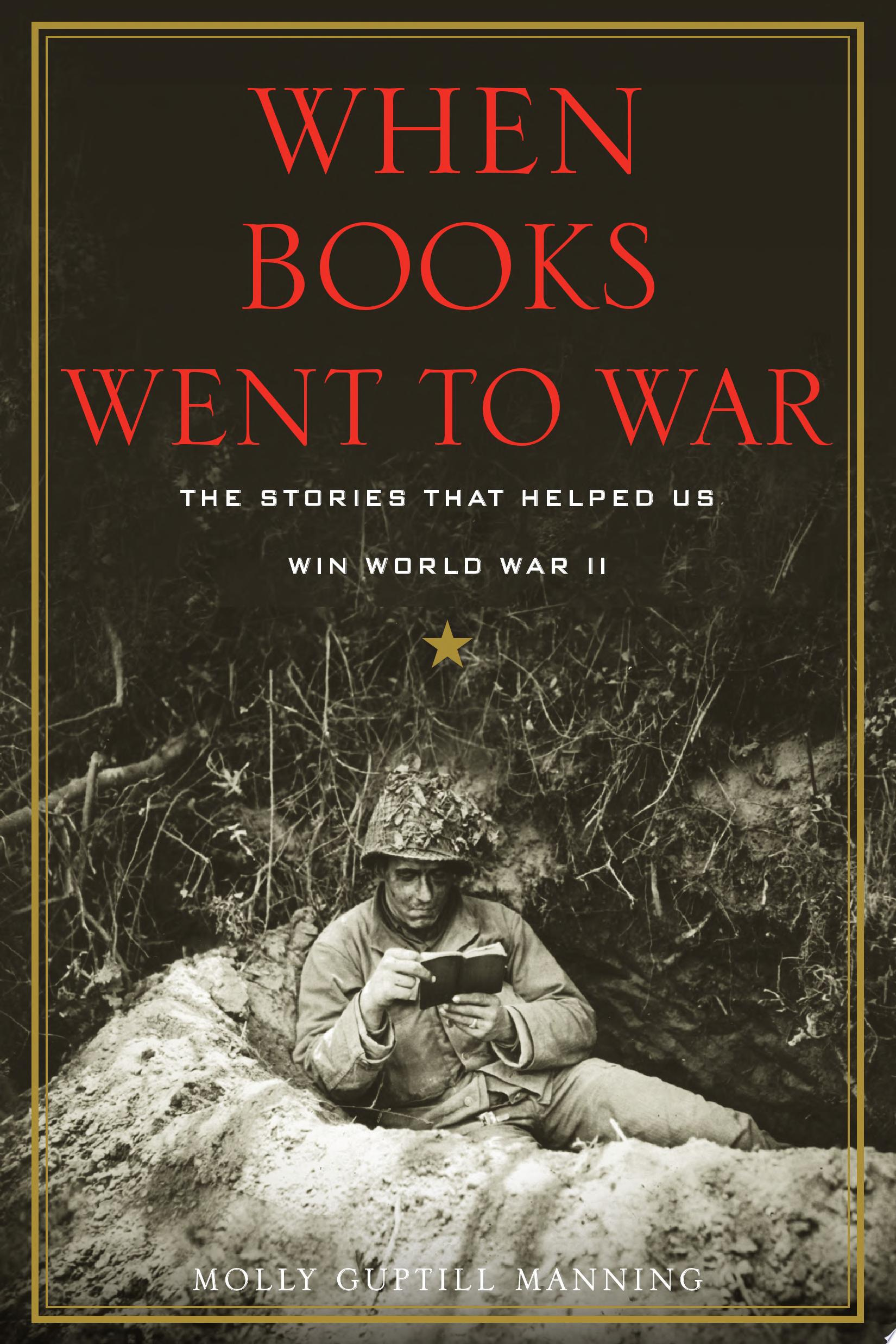"Image for ""When Books Went to War"""