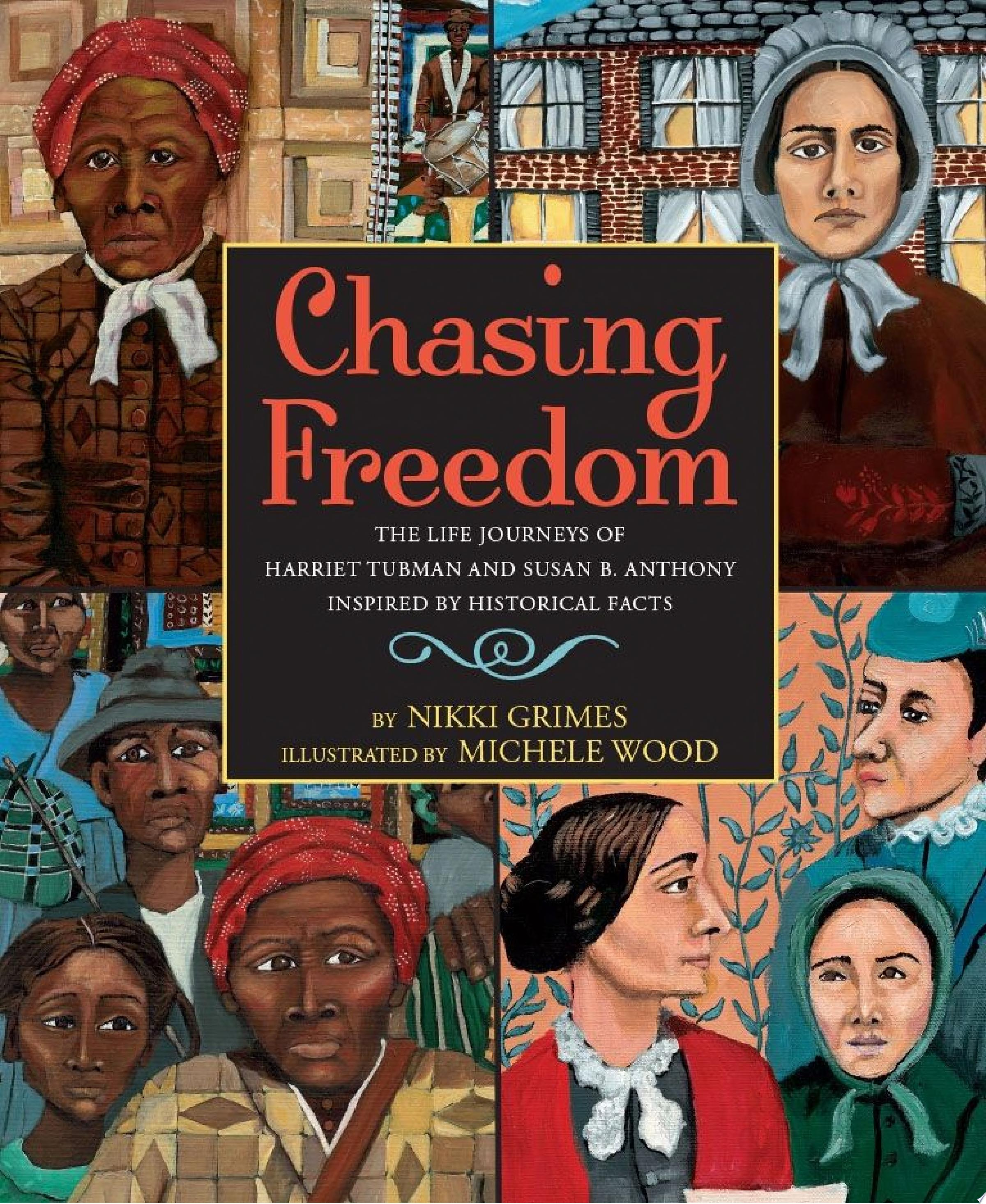 "Cover Image for ""Chasing Freedom"""