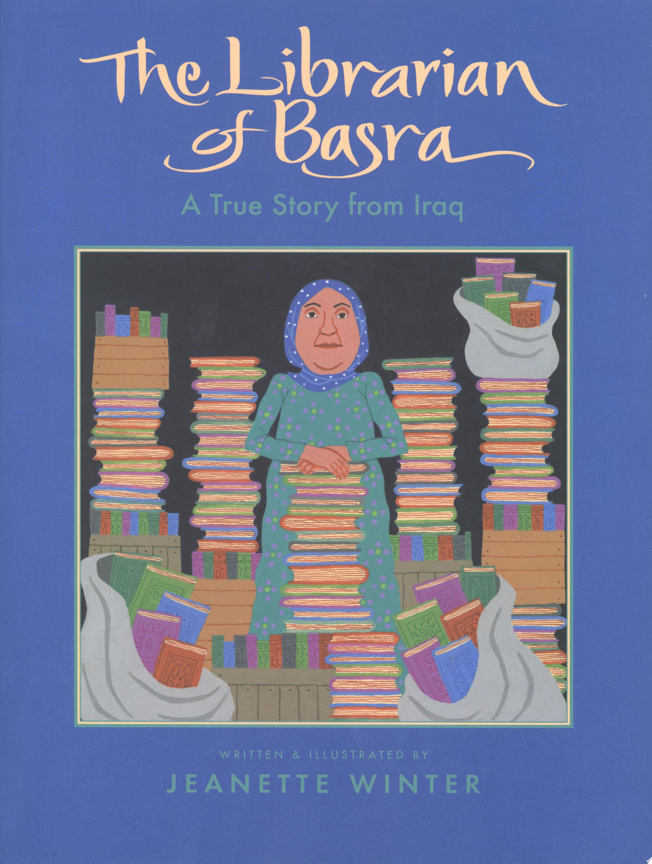"Image for ""The Librarian of Basra"""