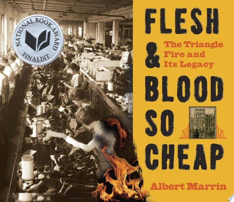 "Cover Image for ""Flesh and Blood So Cheap"""