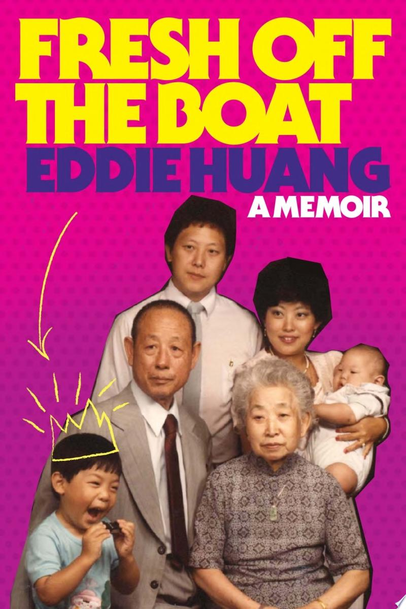 "Cover Image for ""Fresh Off the Boat"""