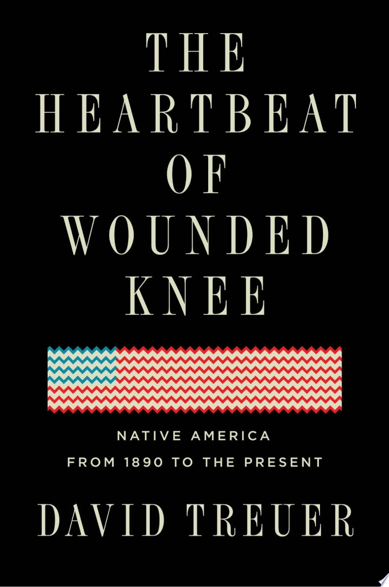 "Cover Image for ""The Heartbeat of Wounded Knee"""