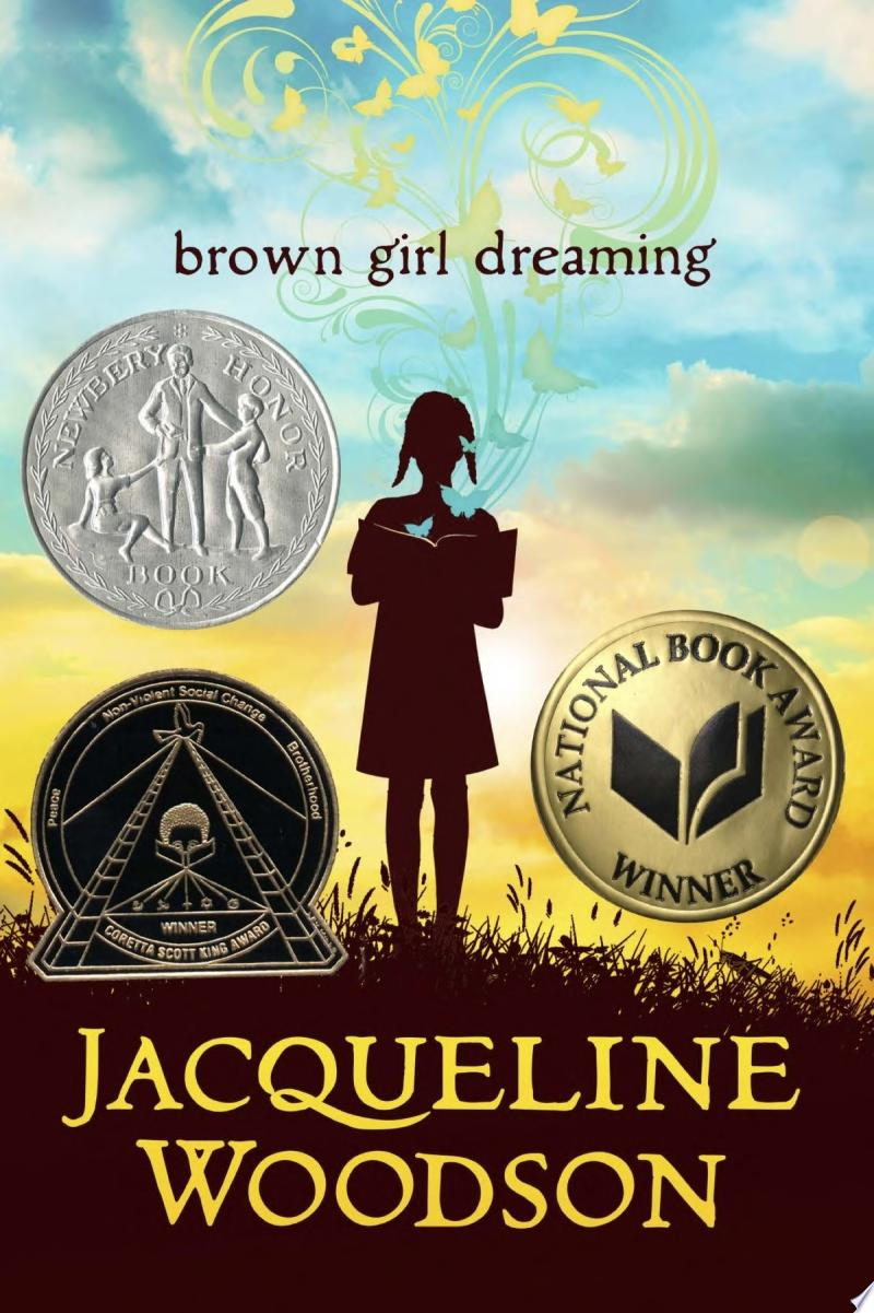 "Image for the book ""Brown Girl Dreaming"" by Jacqueline Woodson"