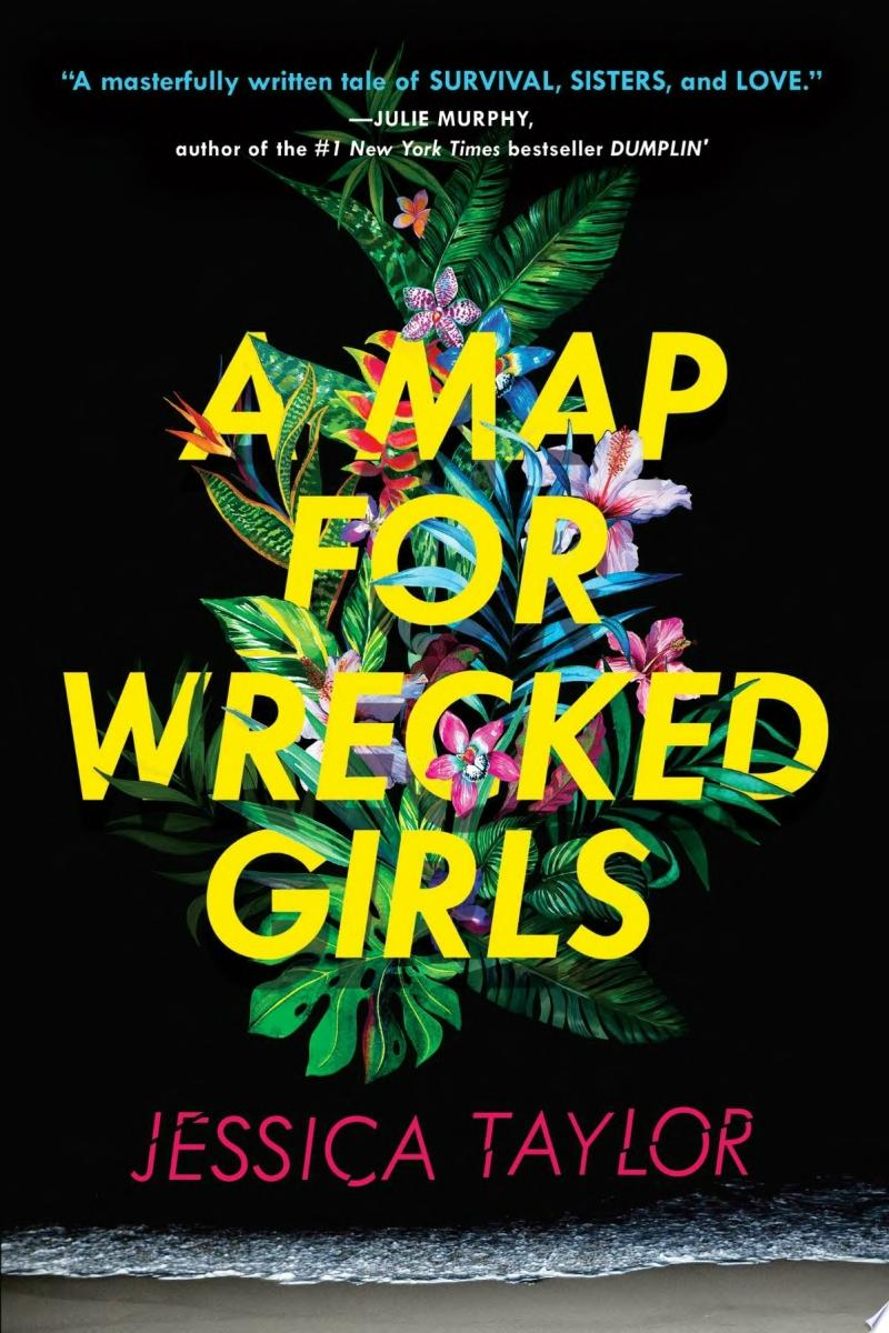 "Image for ""A Map for Wrecked Girls"""