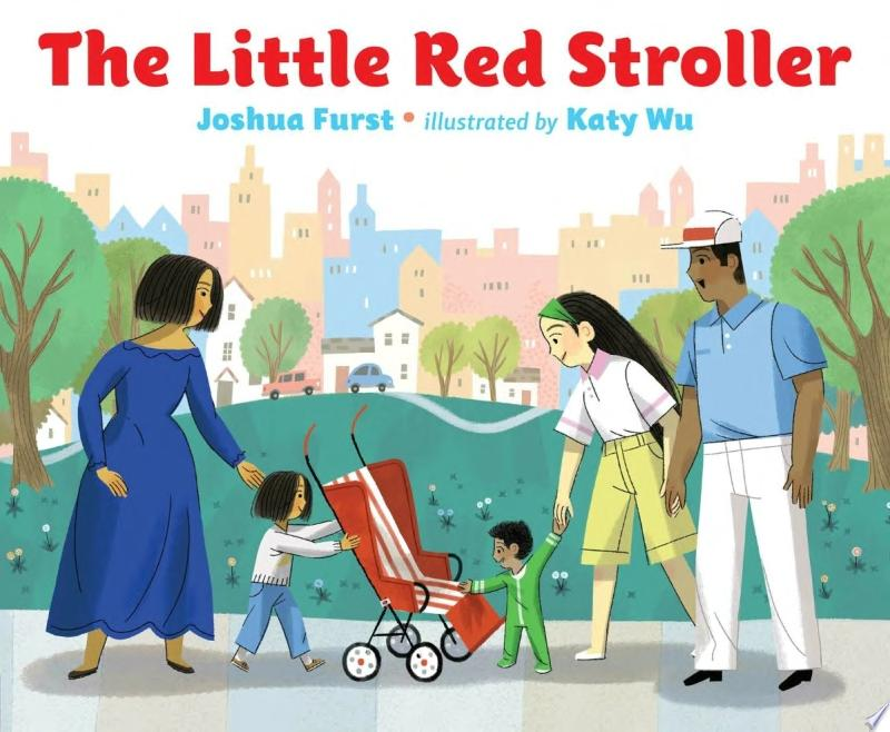 "Image for ""The Little Red Stroller"""