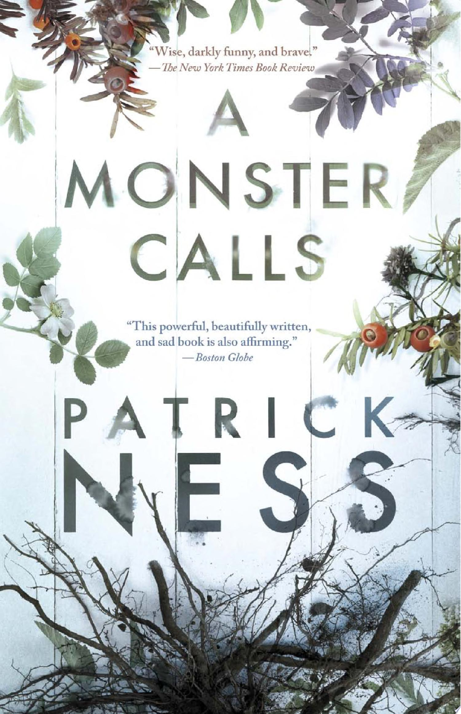 "Image for ""A Monster Calls"""