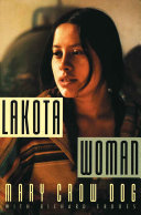 "Cover Image for ""Lakota Woman"""