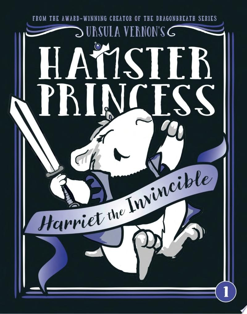 "Image for ""Harriet the Invincible"""