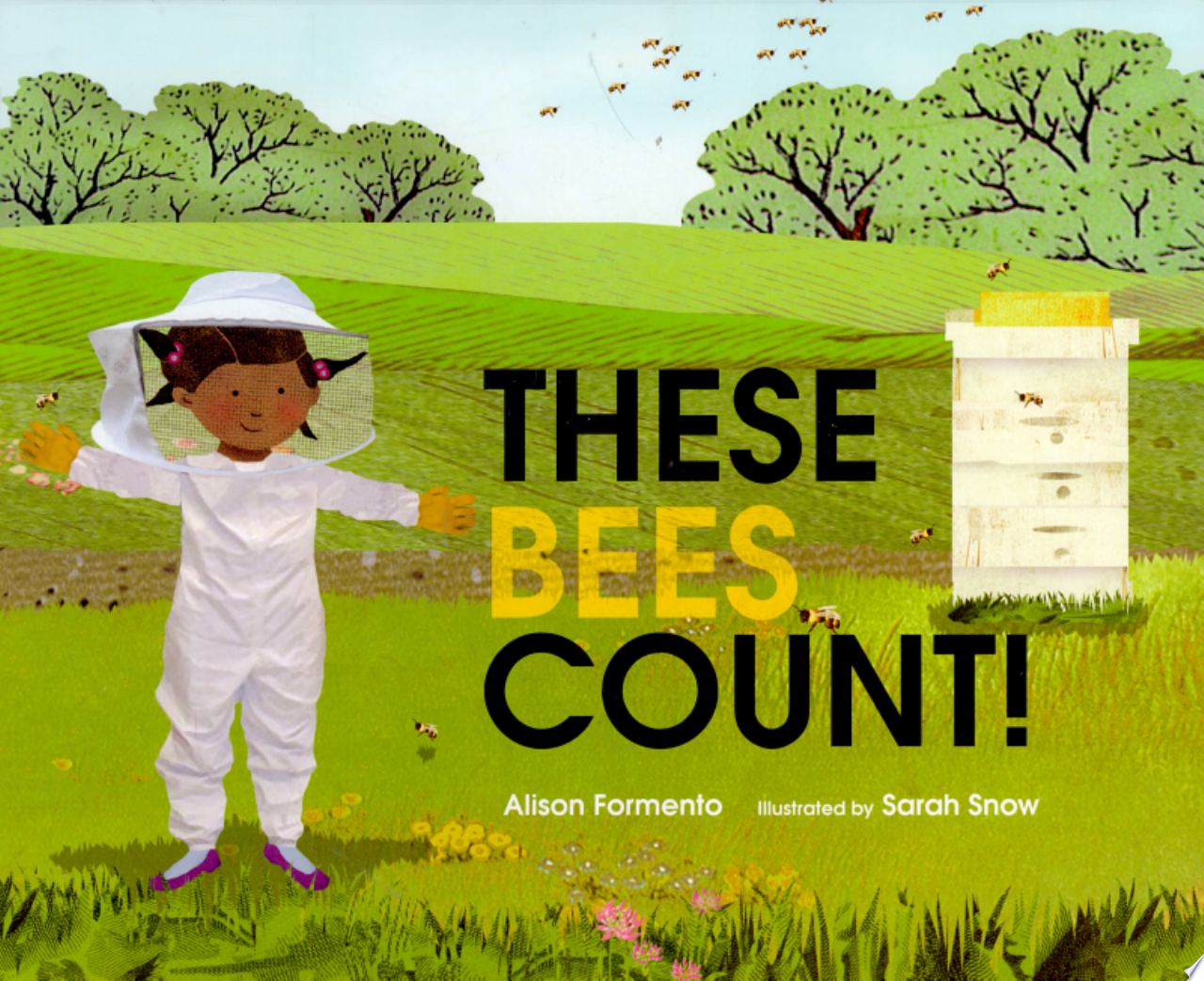 "Image for ""These Bees Count!"""